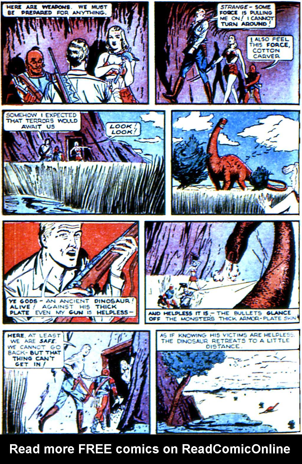 Read online Adventure Comics (1938) comic -  Issue #42 - 62