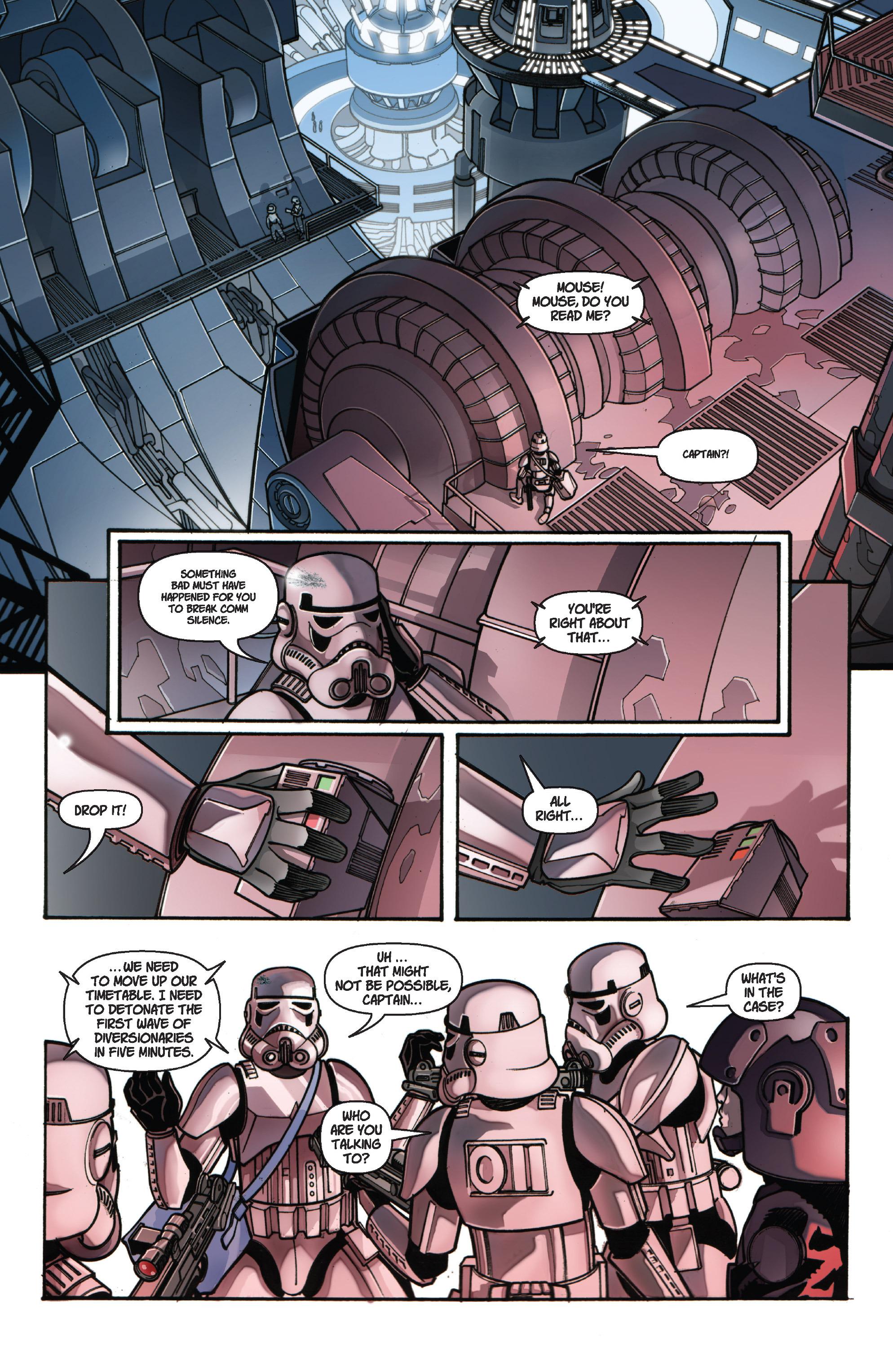Read online Star Wars Omnibus comic -  Issue # Vol. 22 - 282