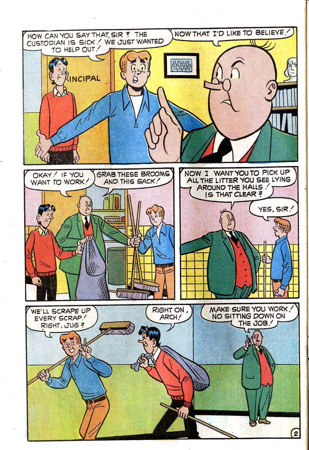 Read online Archie (1960) comic -  Issue #228 - 30