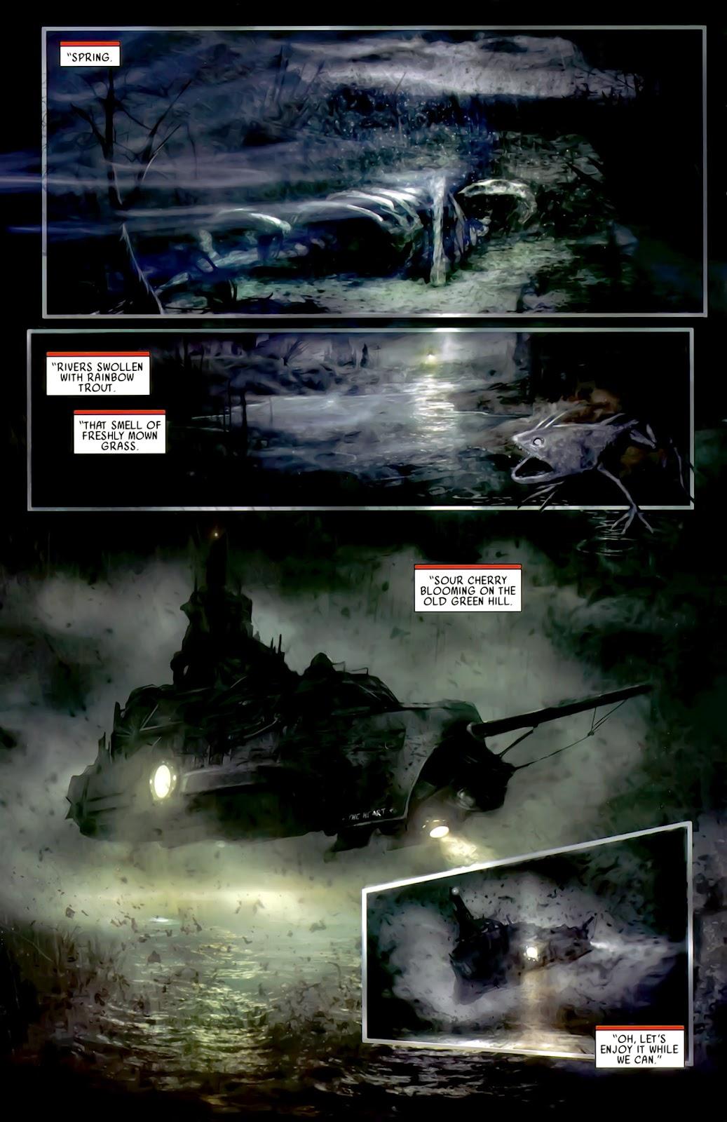 Read online After Dark comic -  Issue #0 - 4