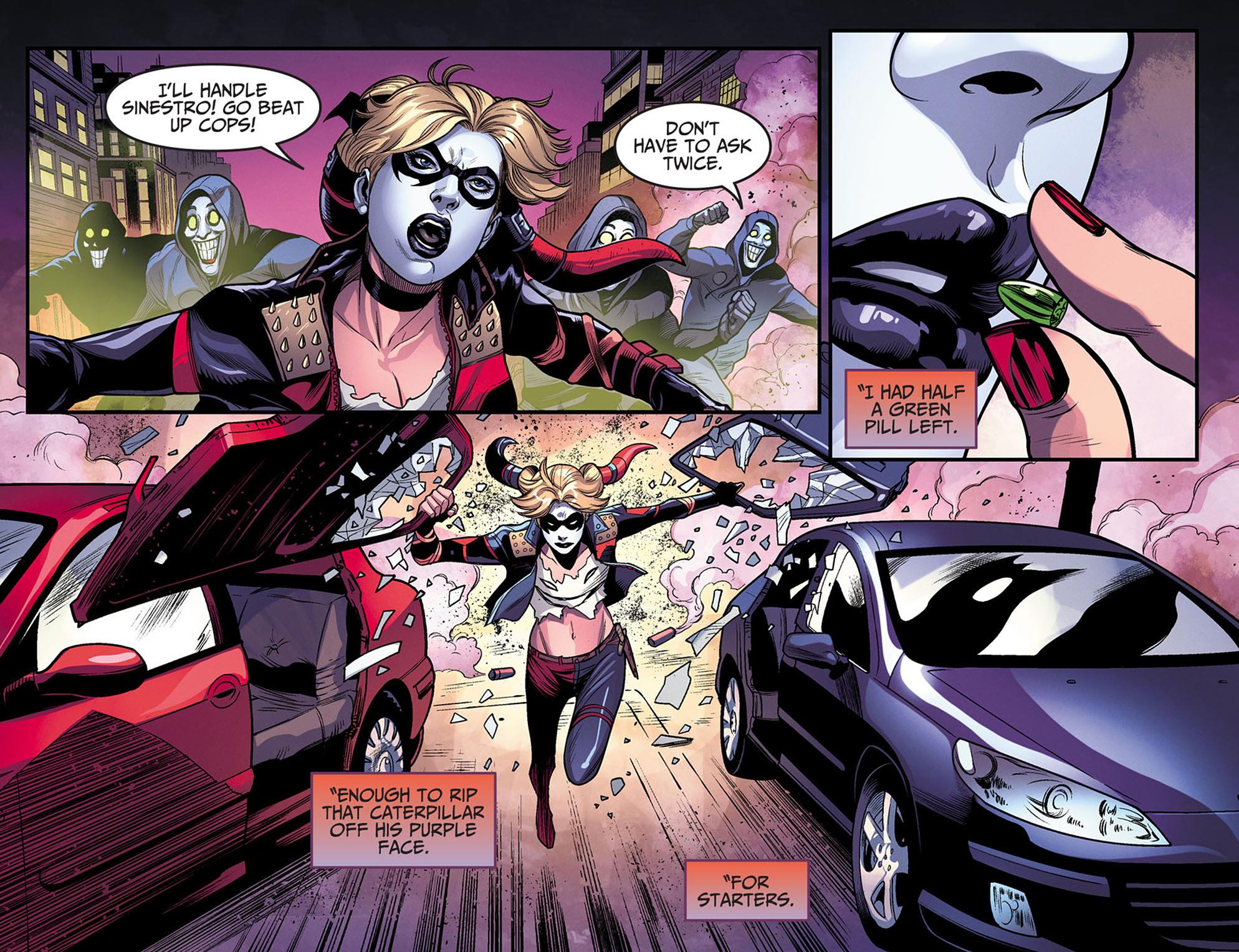 Read online Injustice: Ground Zero comic -  Issue #3 - 16