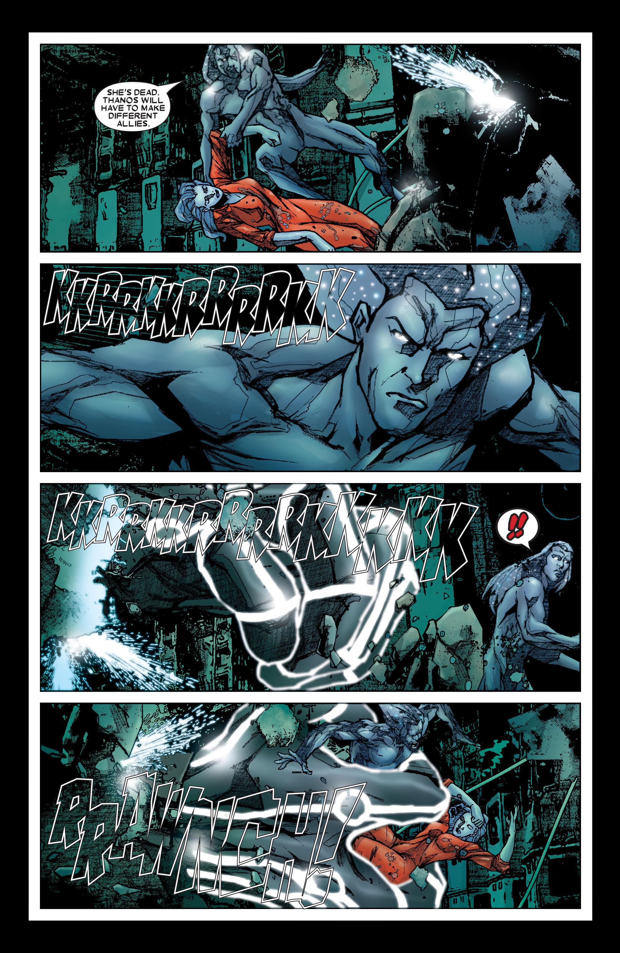 Read online Annihilation: Silver Surfer comic -  Issue #3 - 5