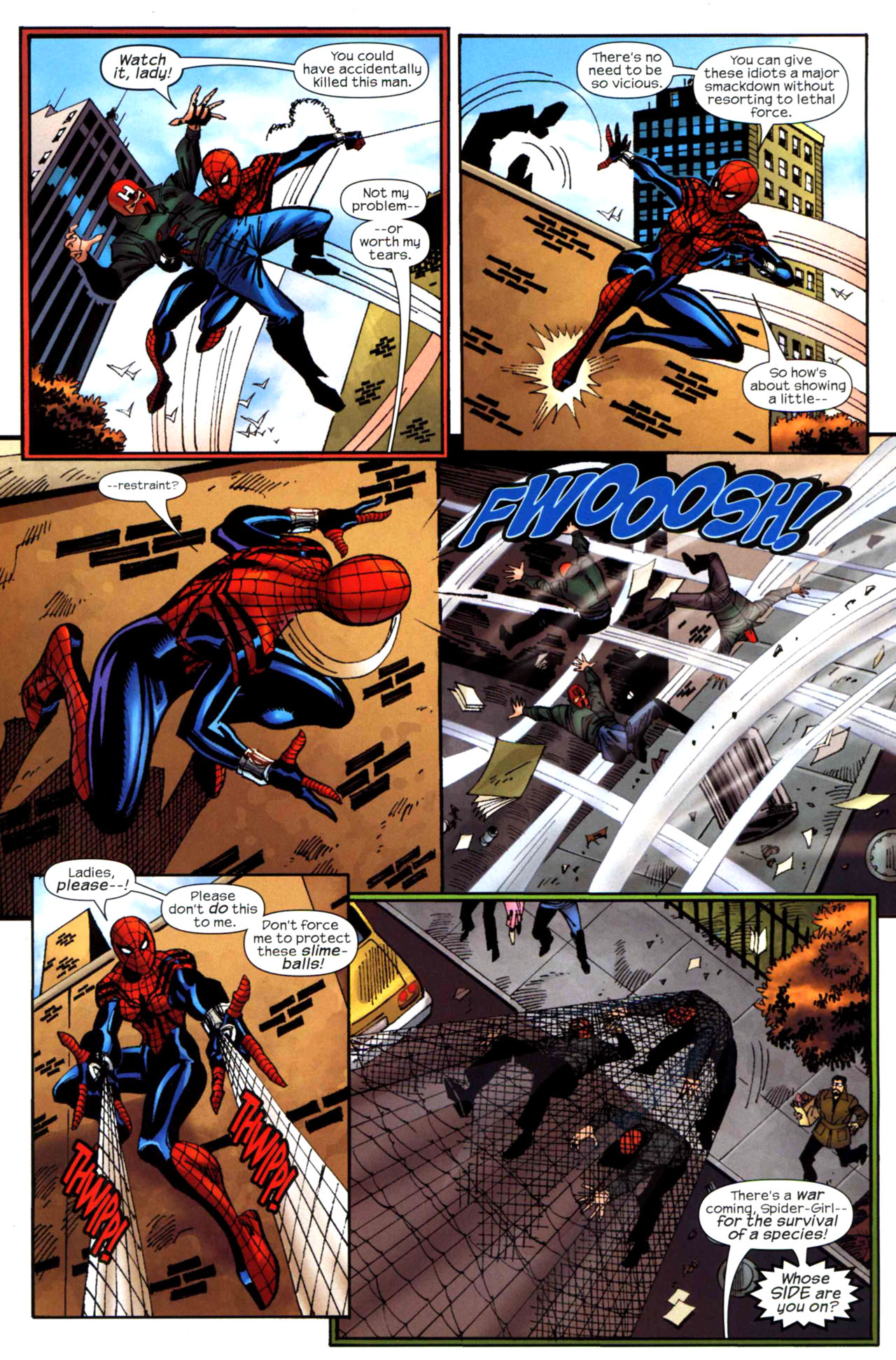 Read online Amazing Spider-Girl comic -  Issue #20 - 17