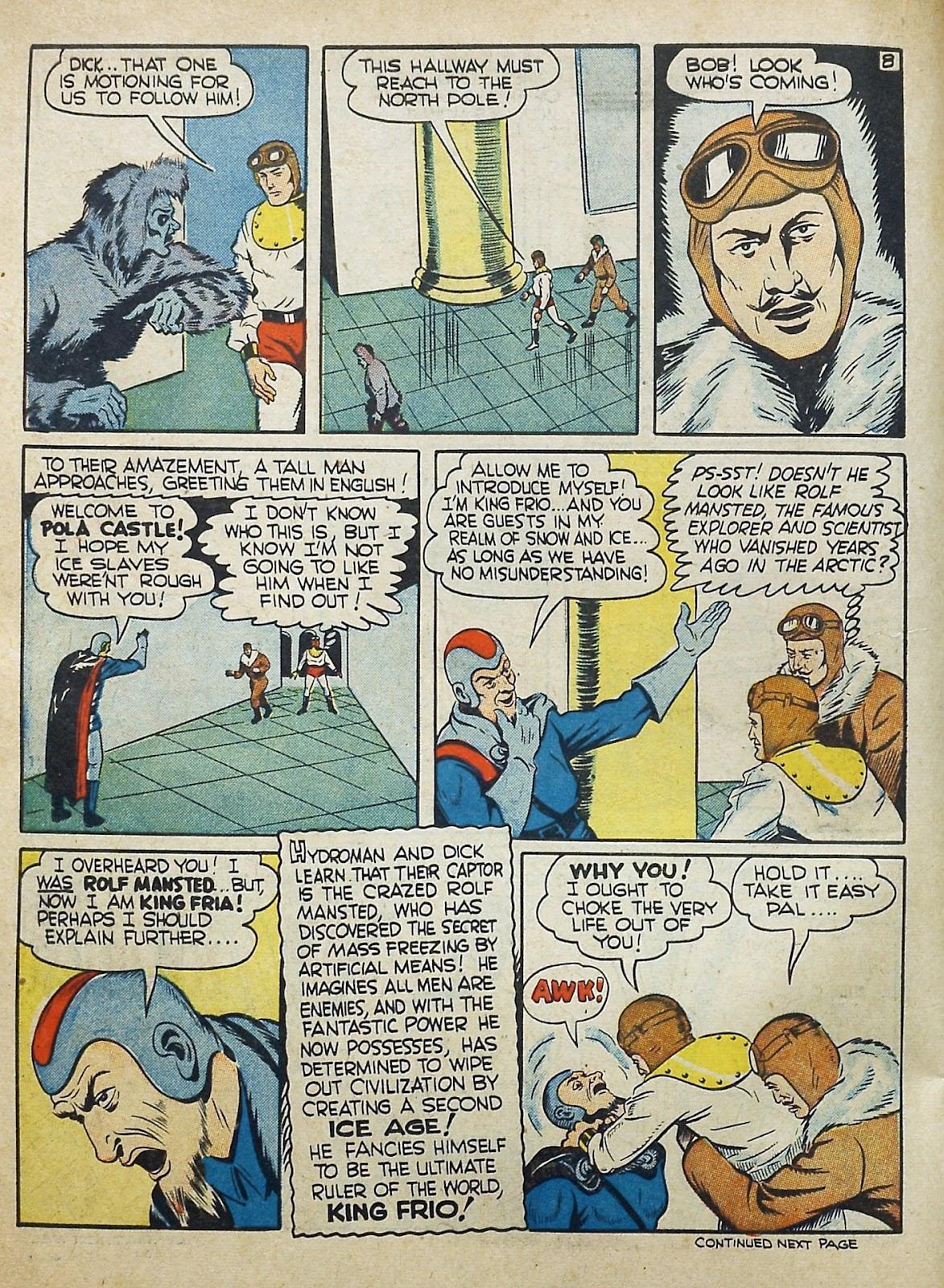 Reglar Fellers Heroic Comics issue 13 - Page 10
