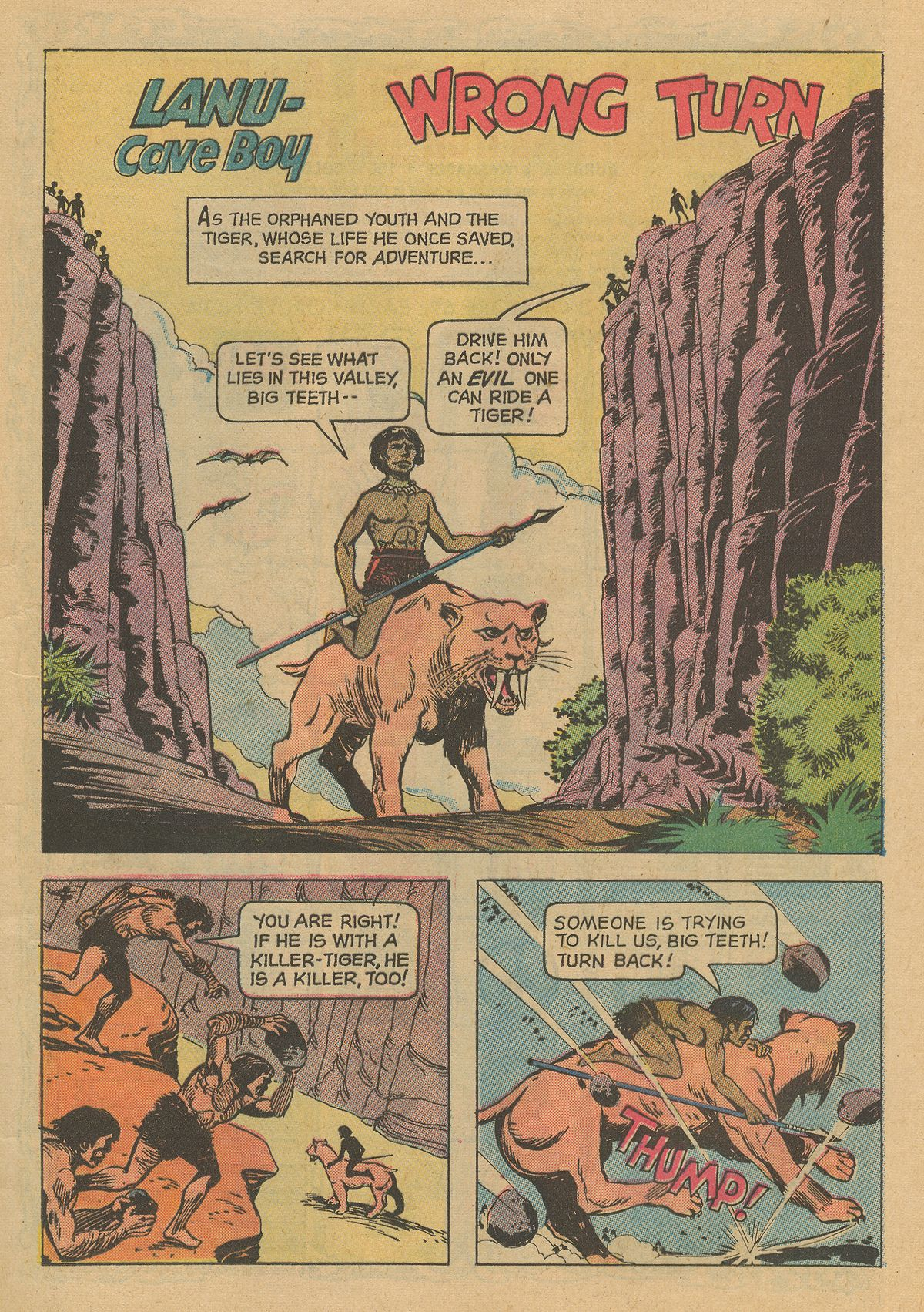 Read online Turok, Son of Stone comic -  Issue #86 - 13