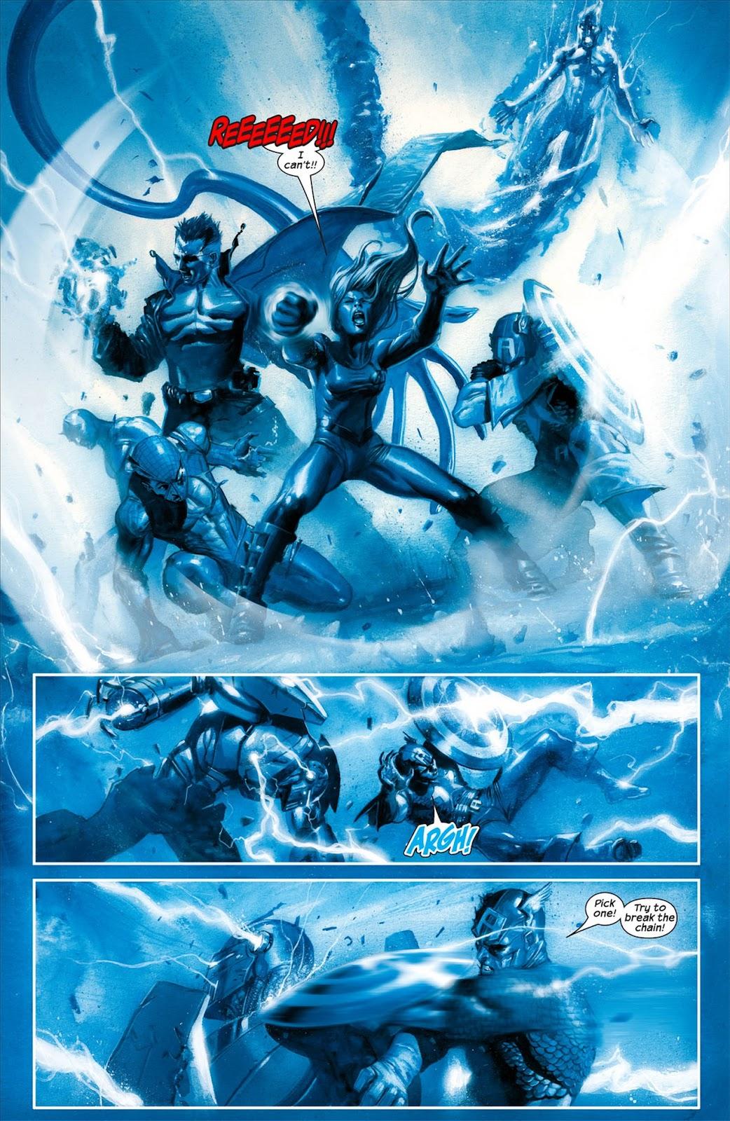 Read online Secret War comic -  Issue #4 - 18