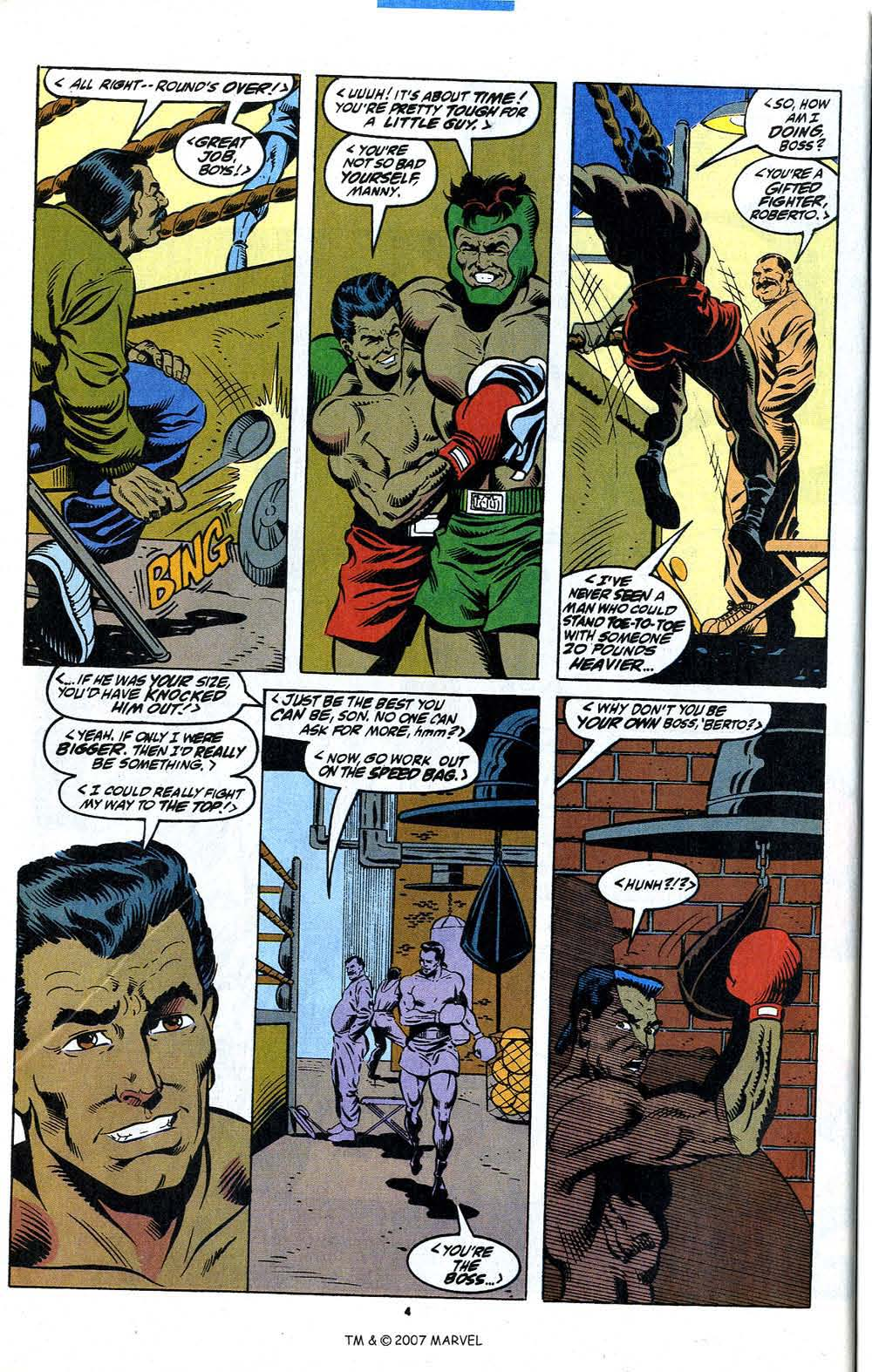 Read online Captain America (1968) comic -  Issue # _Annual 12 - 6