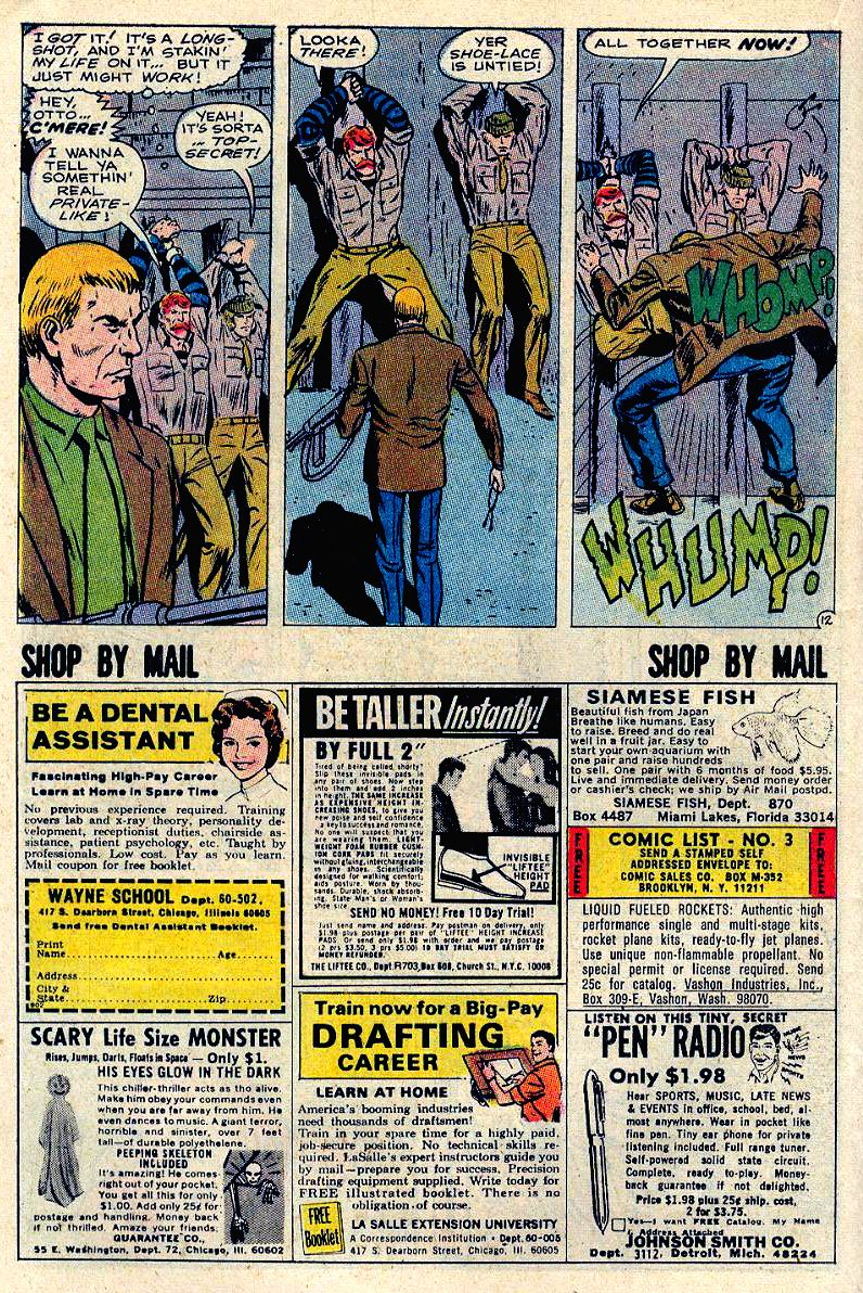 Read online Sgt. Fury comic -  Issue #84 - 18