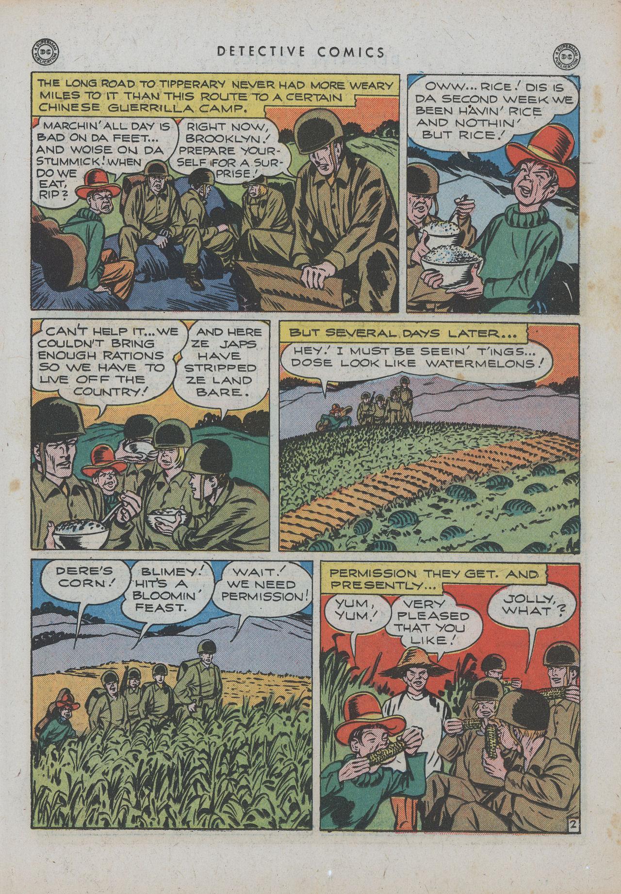 Read online Detective Comics (1937) comic -  Issue #99 - 34