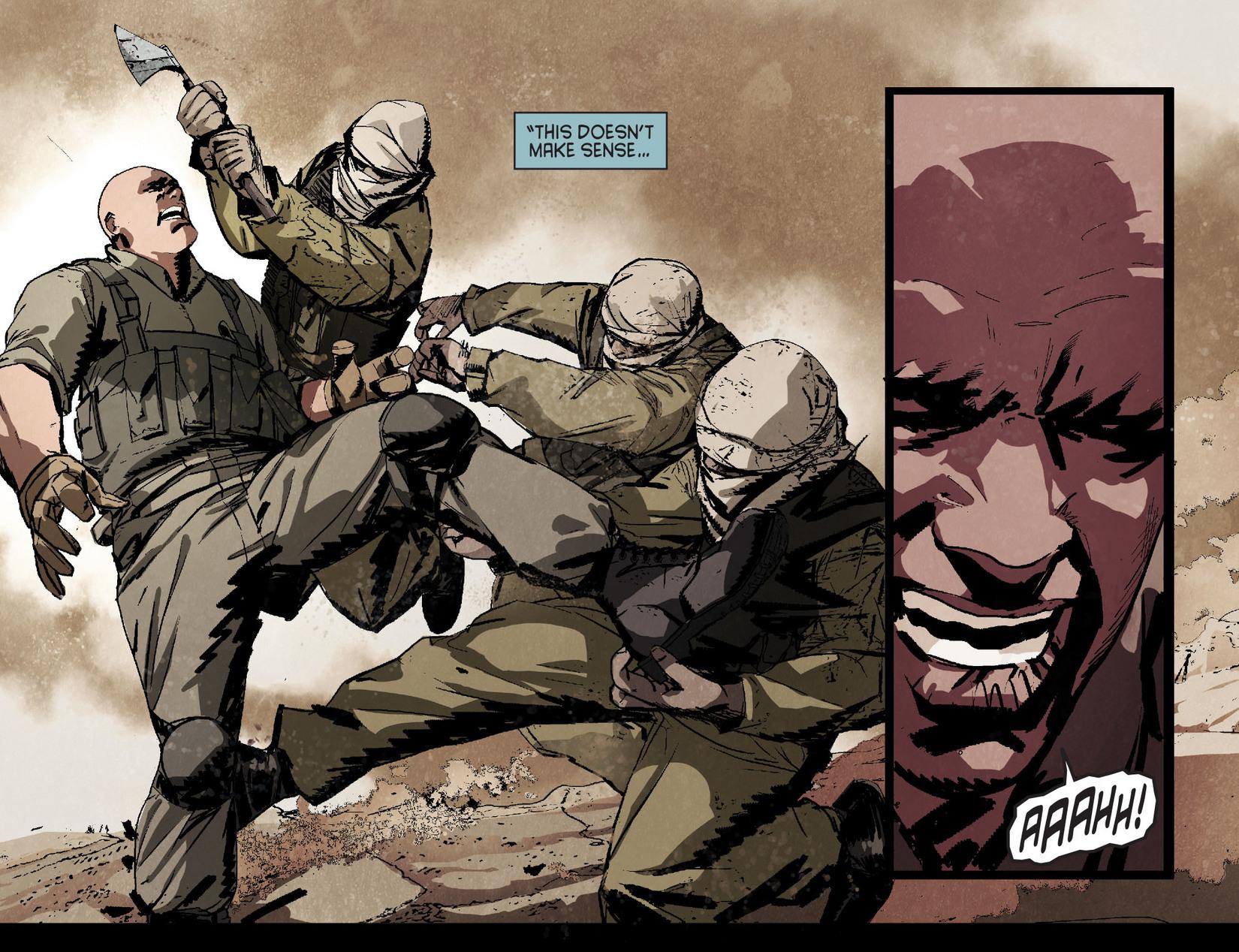 Read online Arrow [II] comic -  Issue #4 - 15