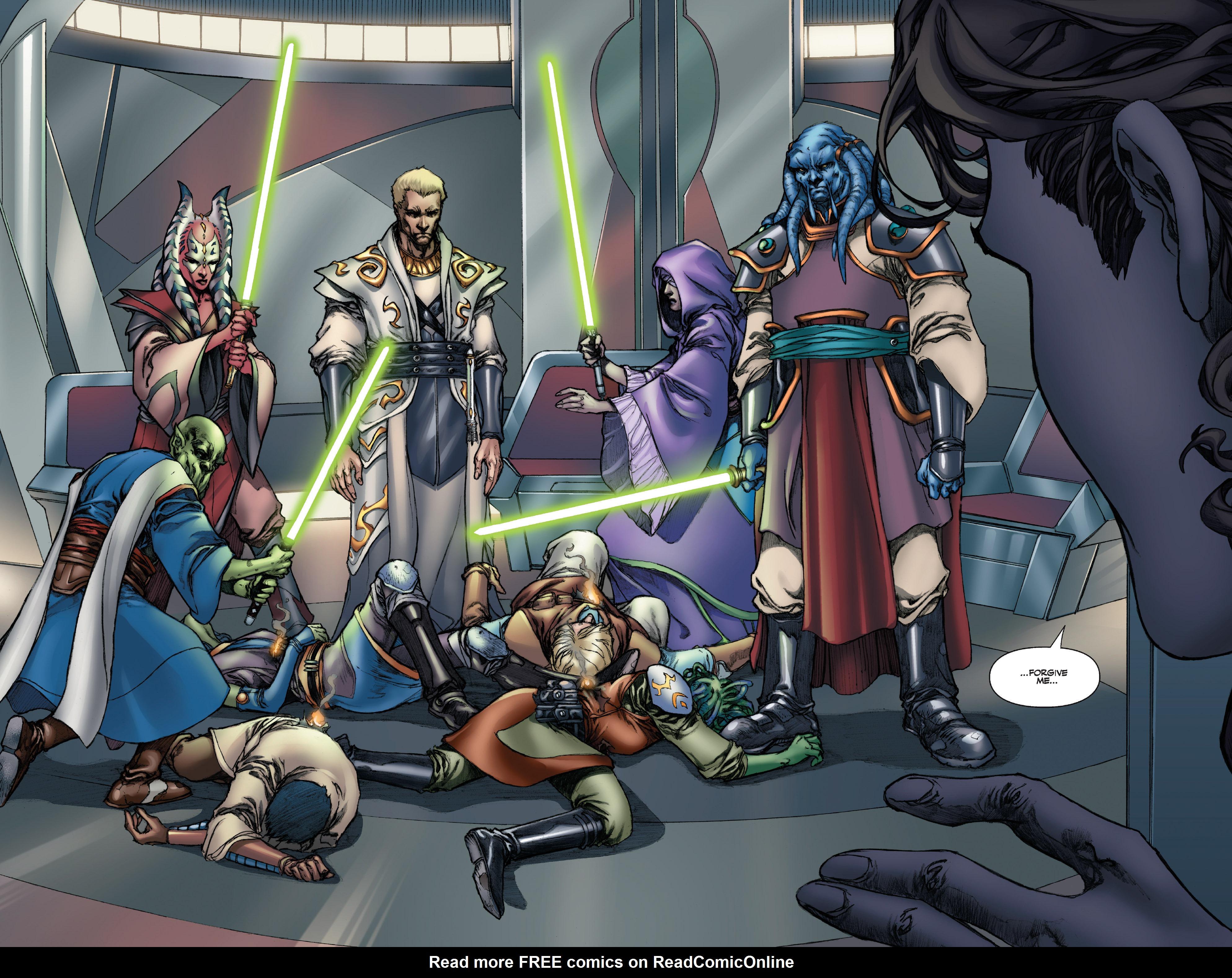 Read online Star Wars Omnibus comic -  Issue # Vol. 29 - 35