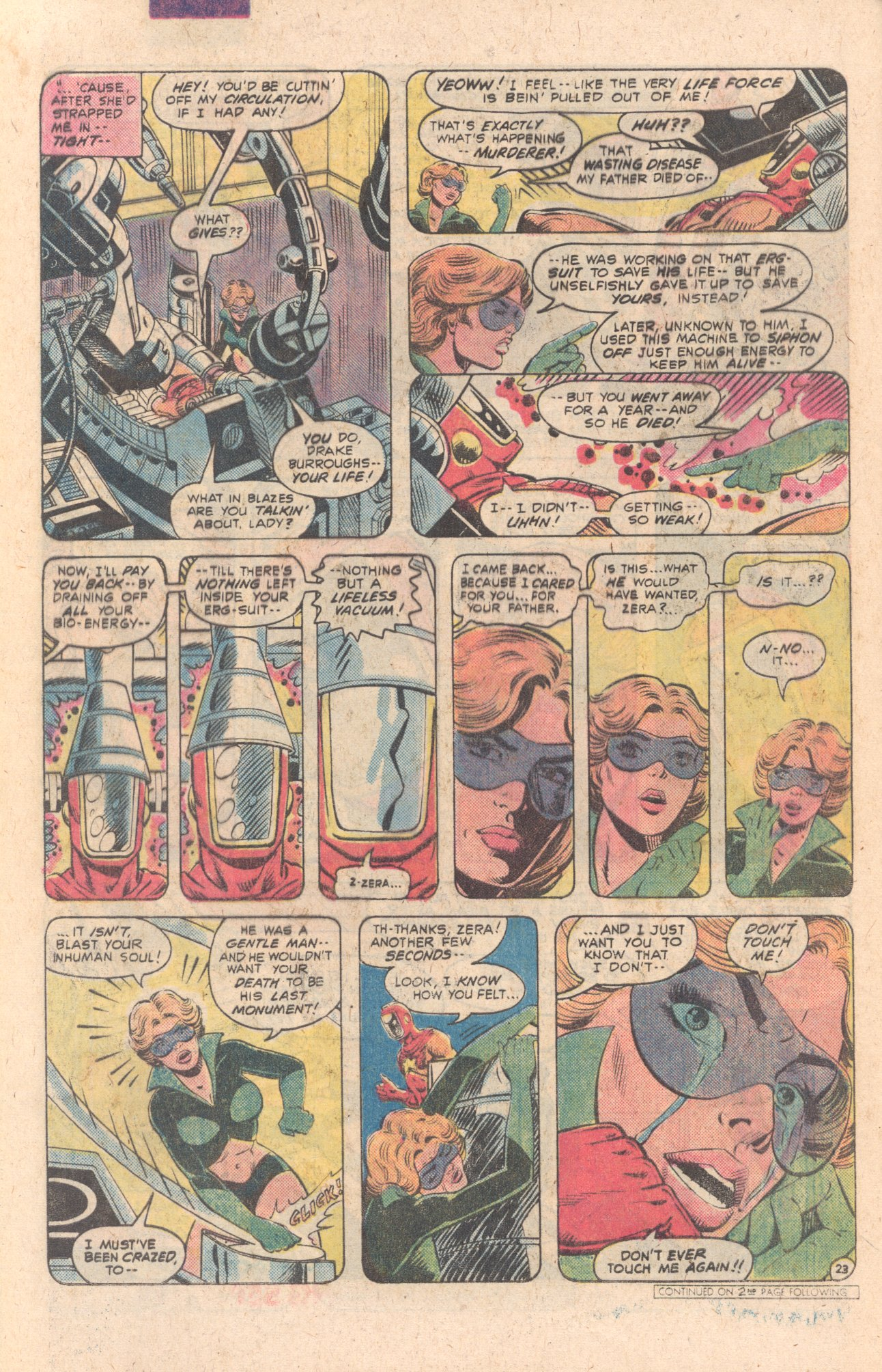 Legion of Super-Heroes (1980) 283 Page 24