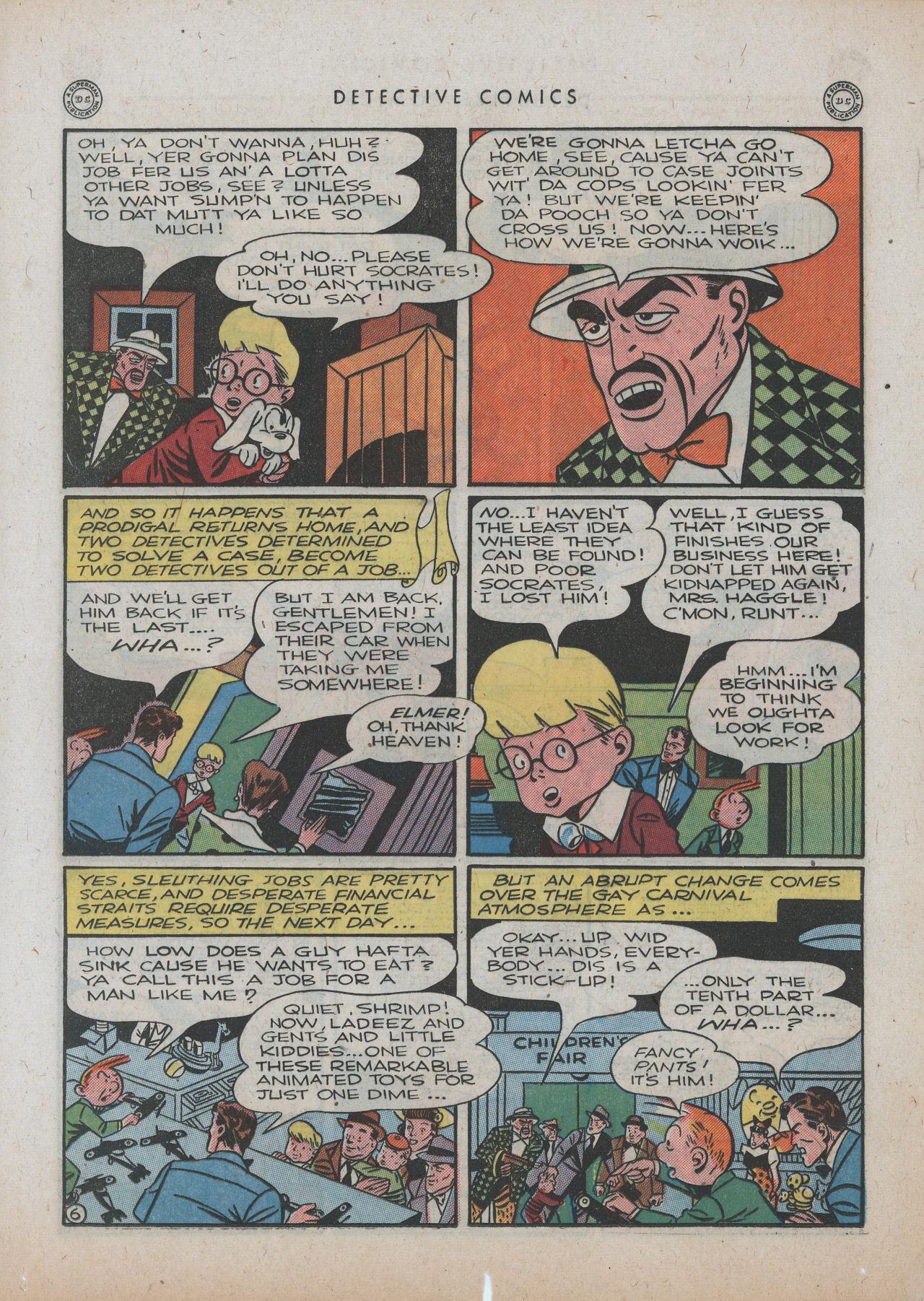 Read online Detective Comics (1937) comic -  Issue #89 - 43