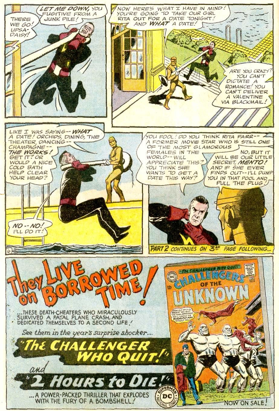 Doom Patrol (1964) issue 92 - Page 8