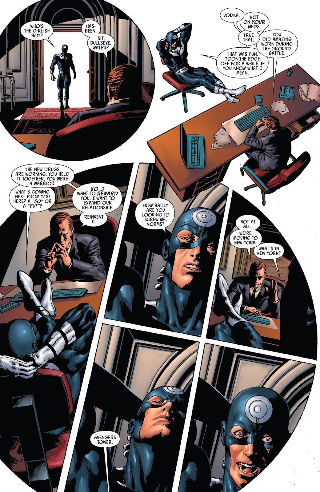 Read online Siege Prelude comic -  Issue # TPB (Part 1) - 10