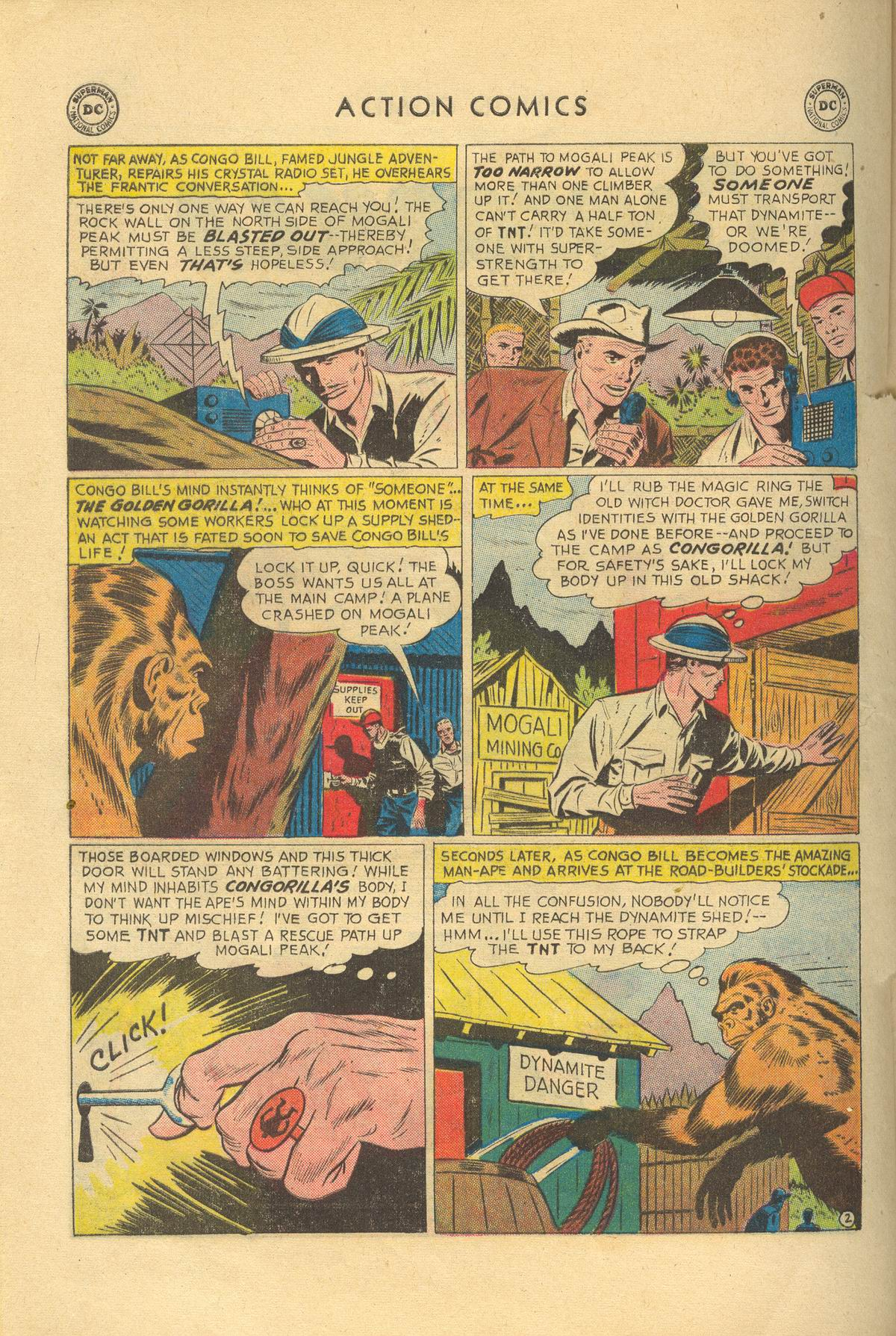 Read online Action Comics (1938) comic -  Issue #249 - 20