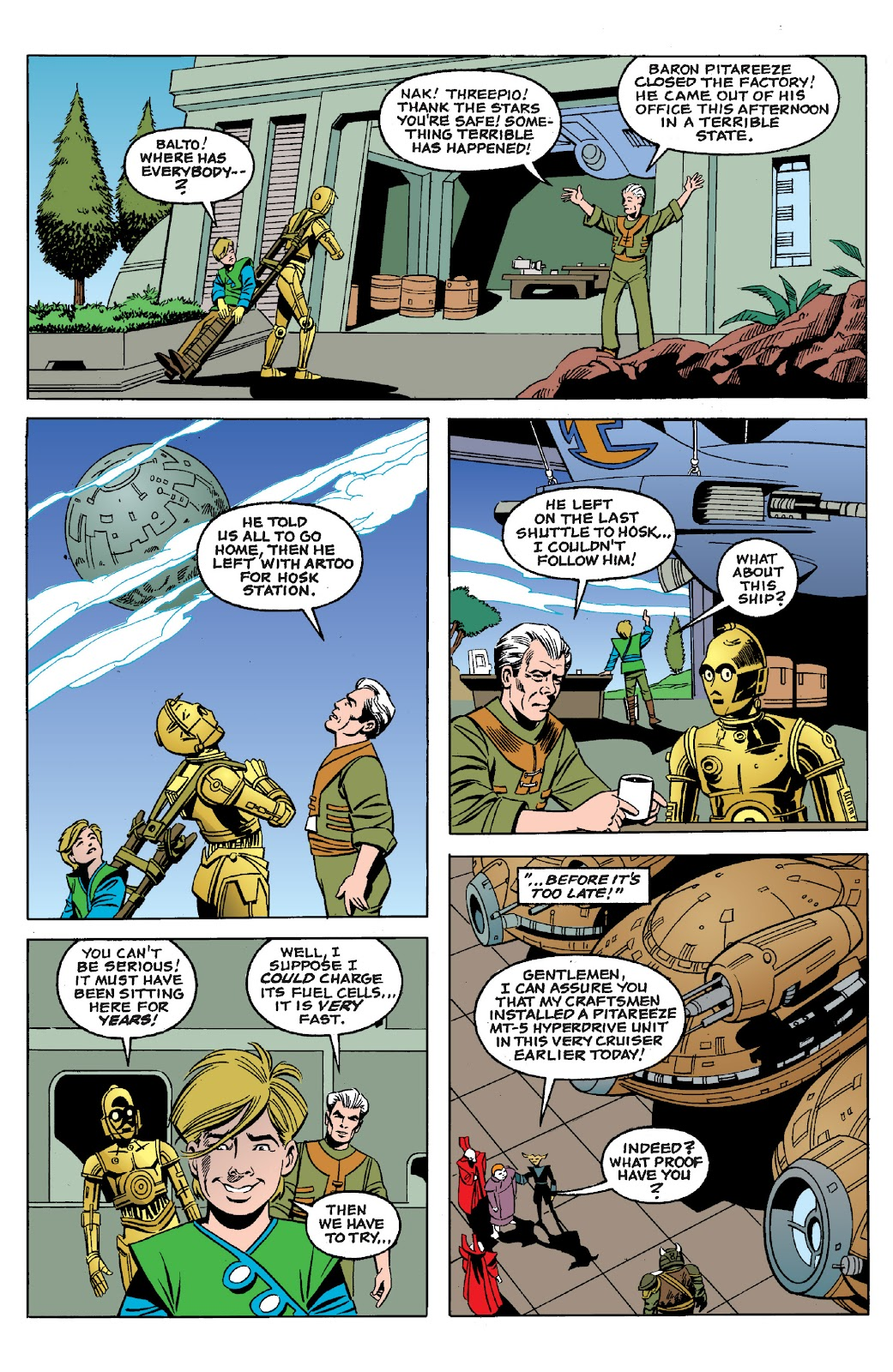 Read online Star Wars Legends Epic Collection: The Empire comic -  Issue # TPB 5 (Part 1) - 49