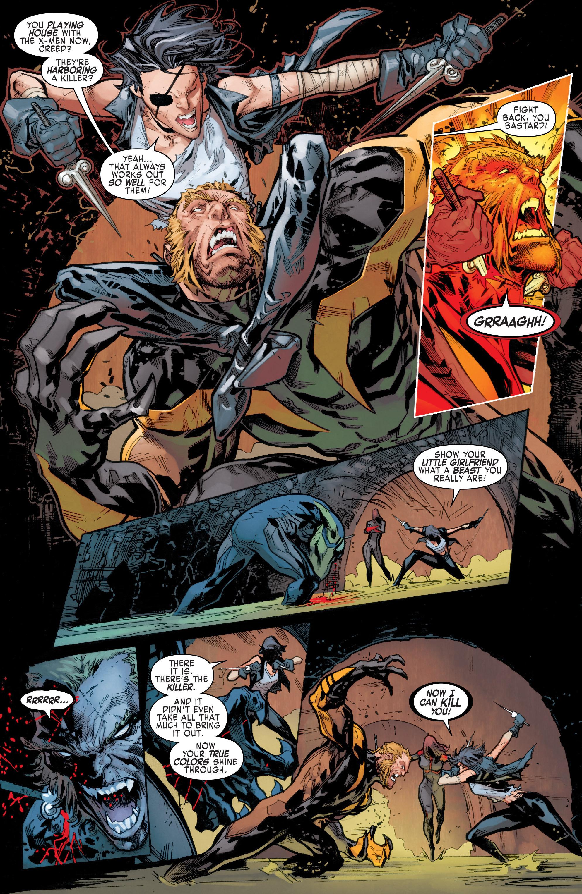 Read online Uncanny X-Men (2016) comic -  Issue #6 - 16