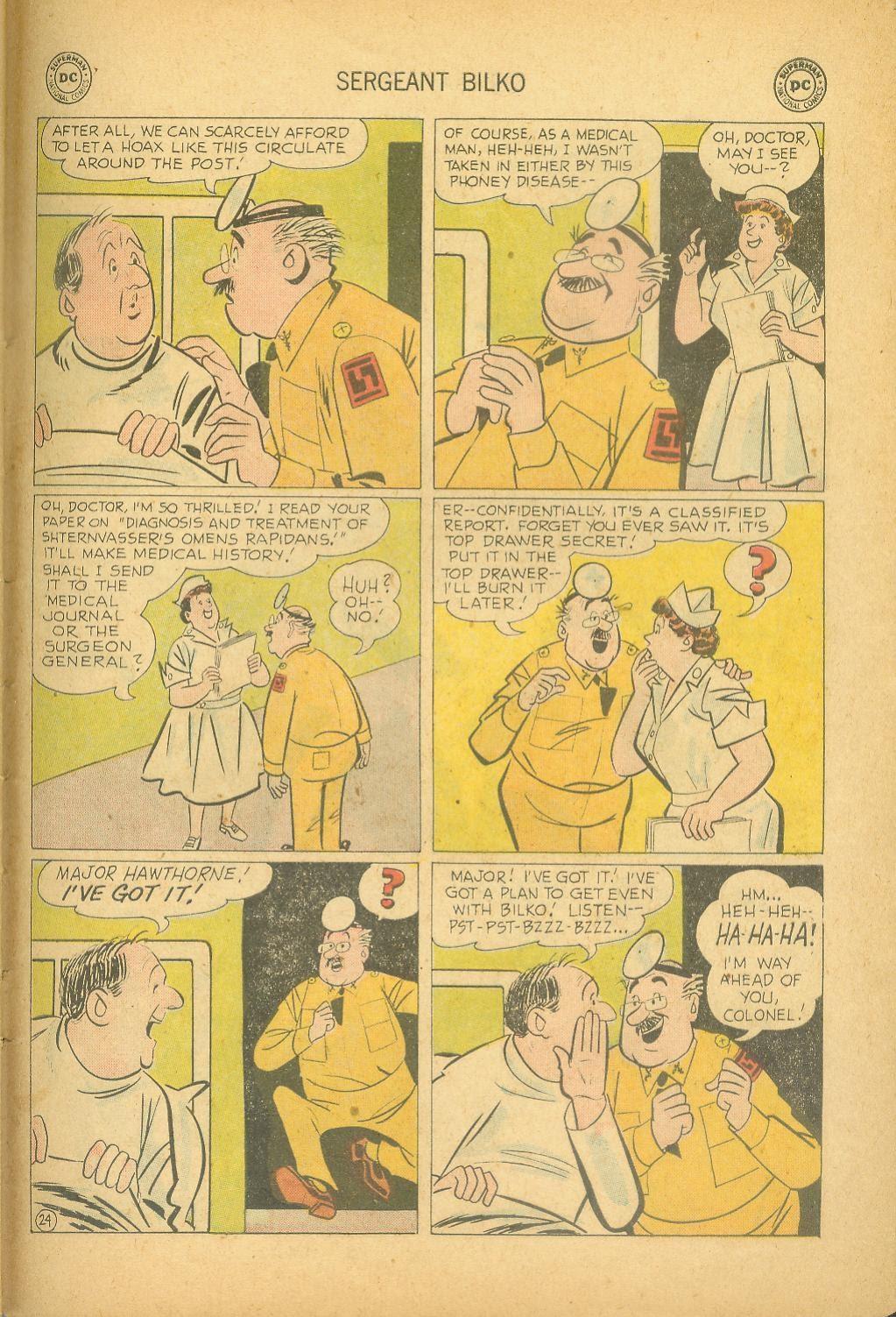 Sergeant Bilko issue 8 - Page 31