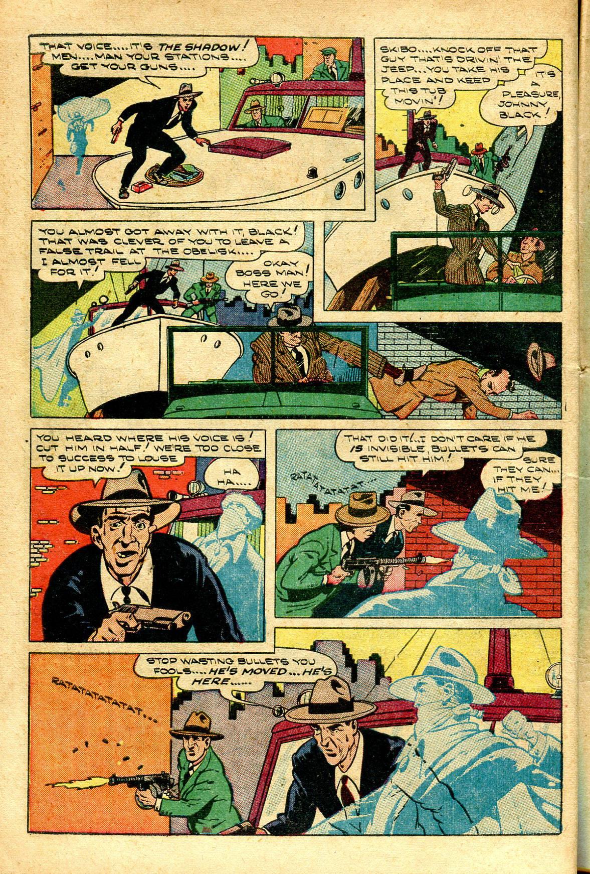 Read online Shadow Comics comic -  Issue #96 - 14
