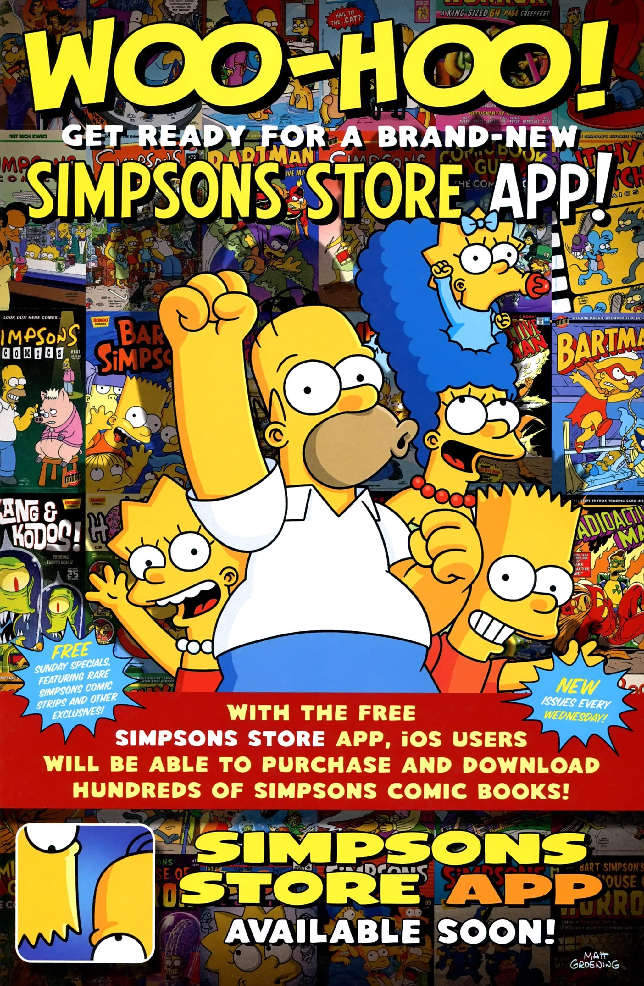 Read online Simpsons Comics comic -  Issue #220 - 27