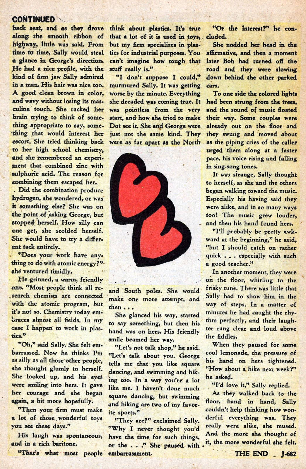Love Romances (1949) issue 83 - Page 26