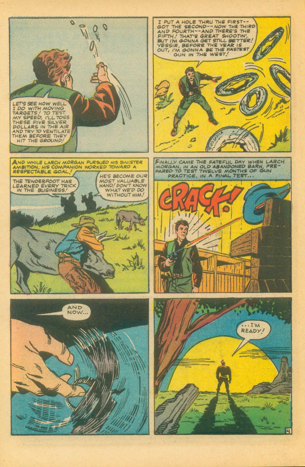 Read online Two-Gun Kid comic -  Issue #85 - 31