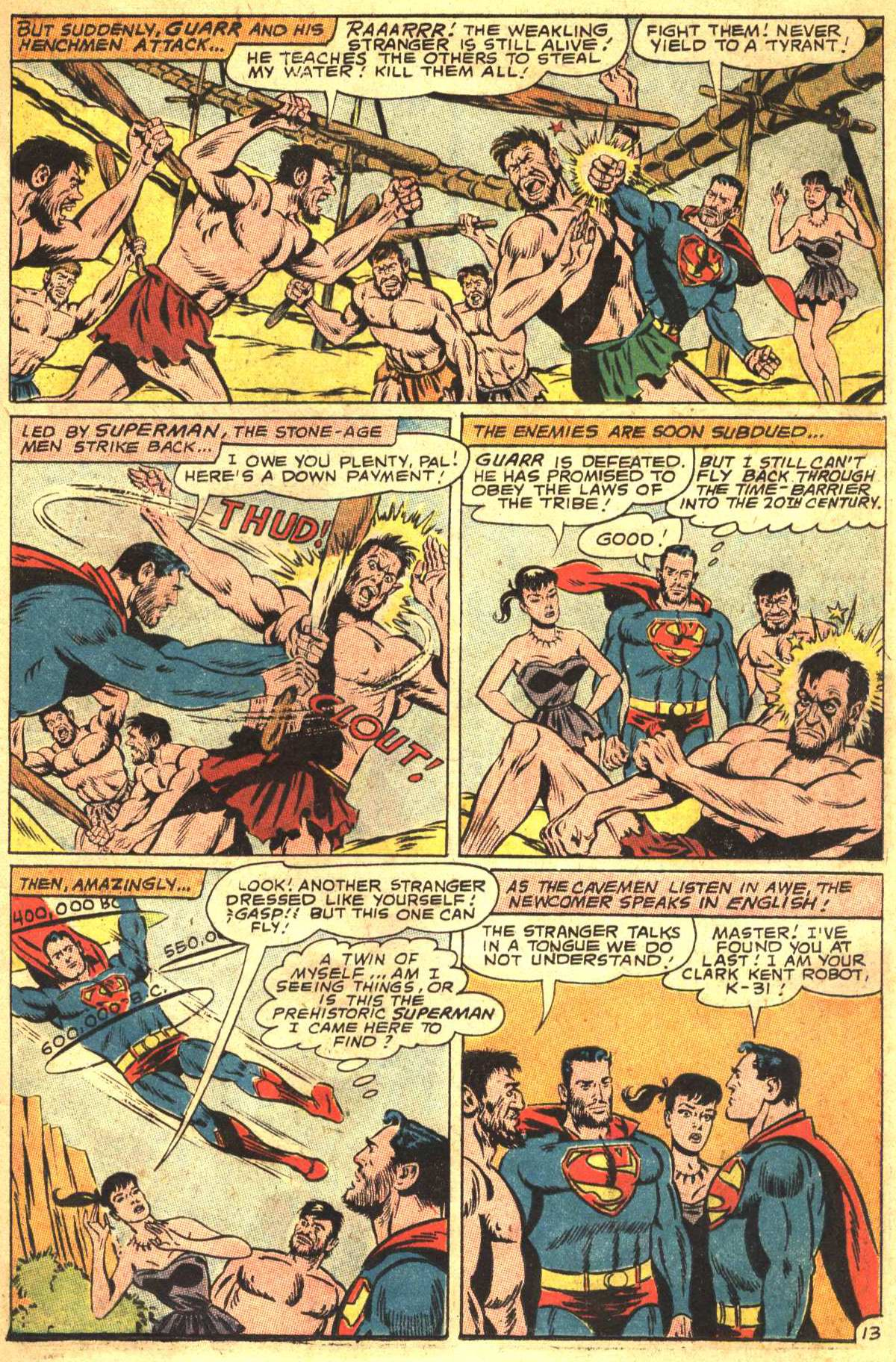 Read online Action Comics (1938) comic -  Issue #350 - 17