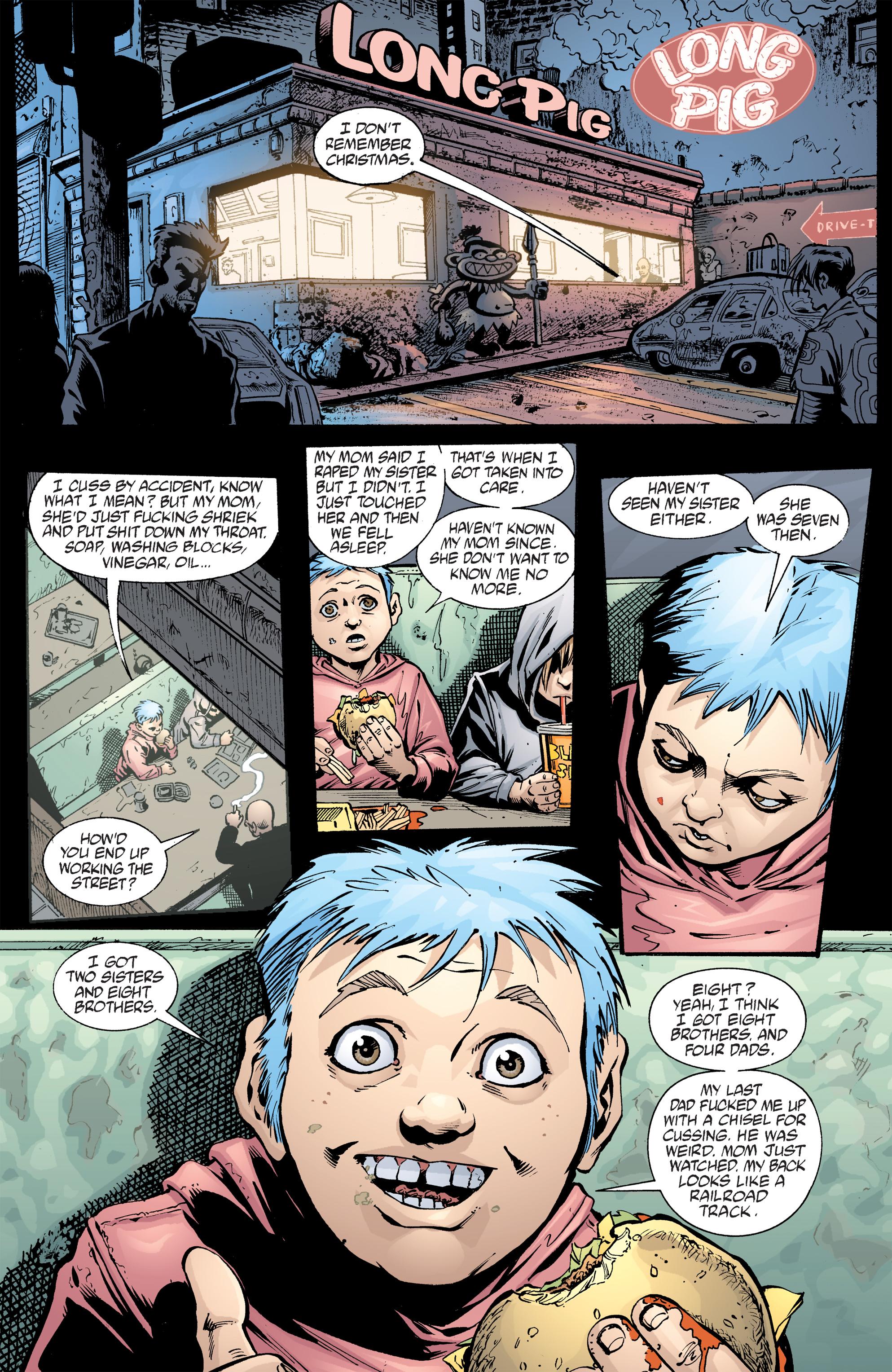Read online Transmetropolitan comic -  Issue #40 - 8