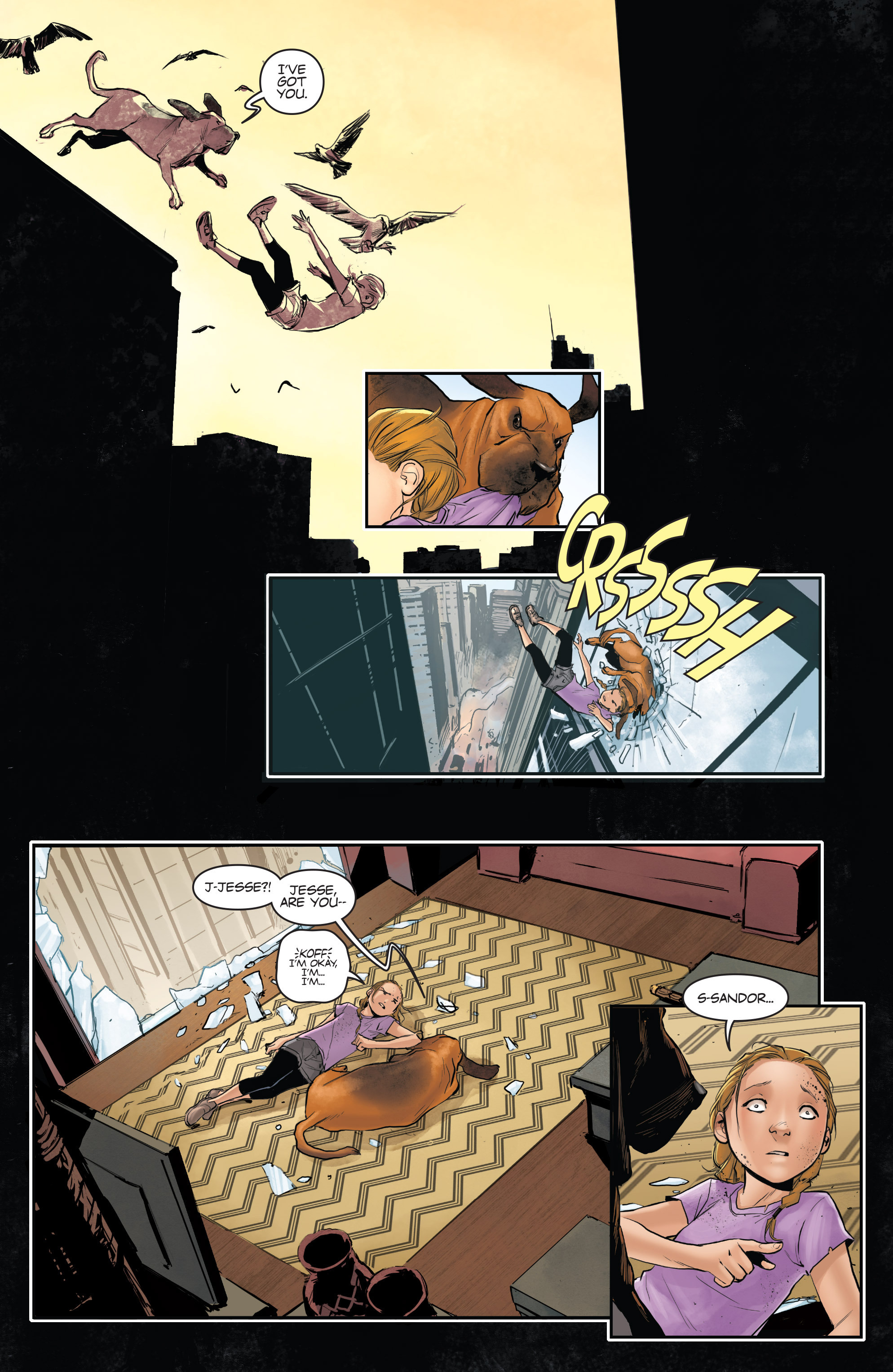 Read online Animosity comic -  Issue #1 - 14