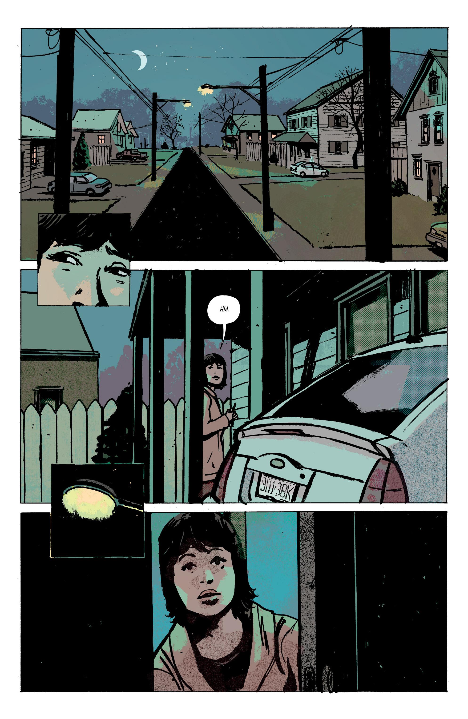 Read online Outcast by Kirkman & Azaceta comic -  Issue #28 - 3