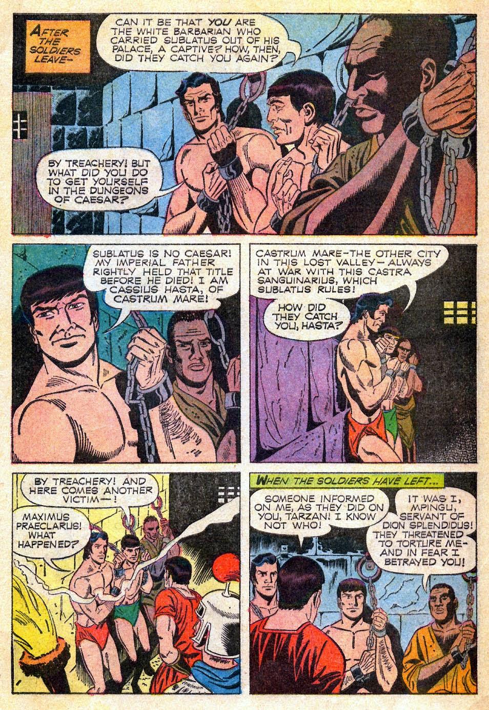 Tarzan (1962) issue 195 - Page 5