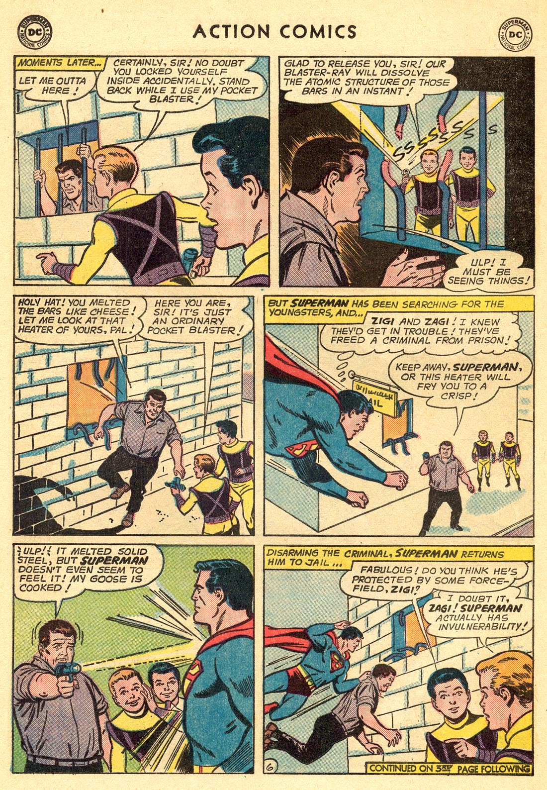 Read online Action Comics (1938) comic -  Issue #315 - 8