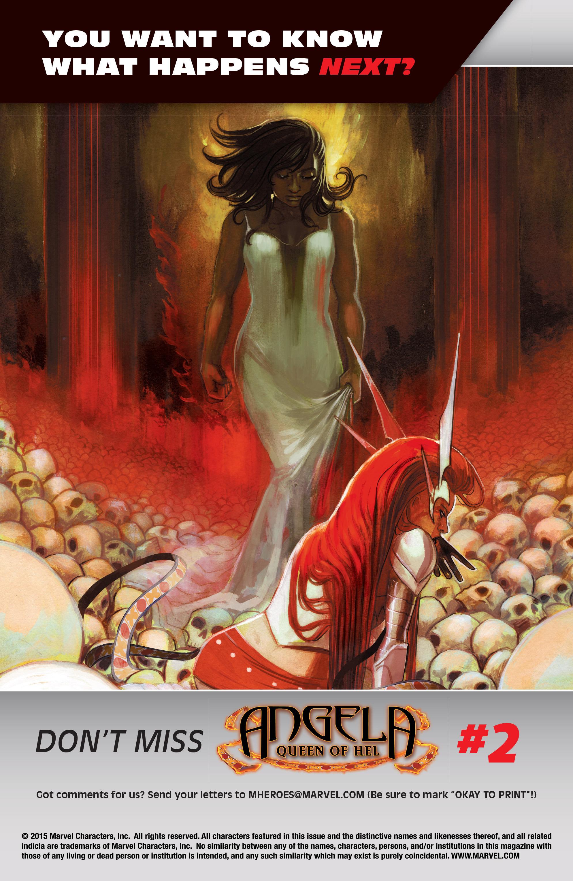 Read online Angela: Queen Of Hel comic -  Issue #1 - 22