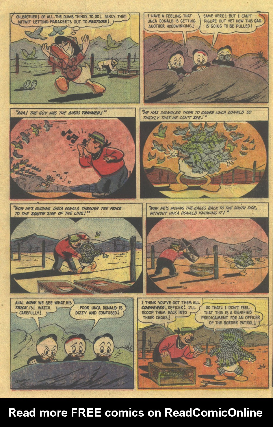 Walt Disney's Comics and Stories issue 354 - Page 11