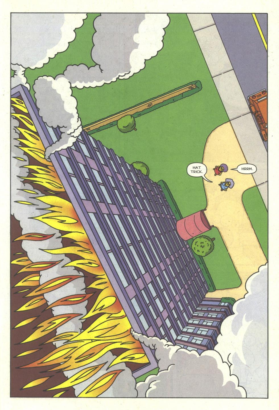 Read online Simpsons Comics comic -  Issue #16 - 6