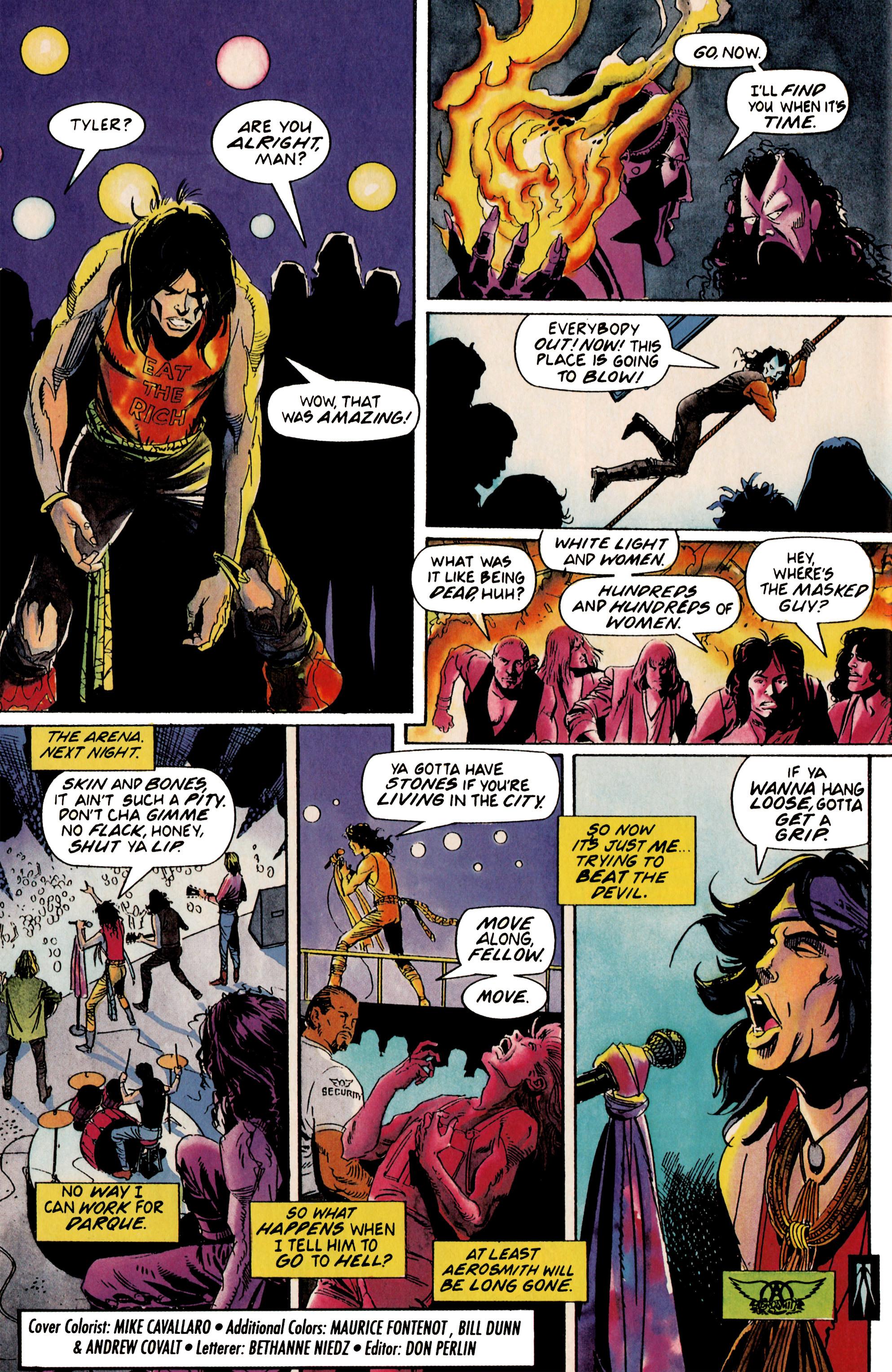 Read online Shadowman (1992) comic -  Issue #19 - 23