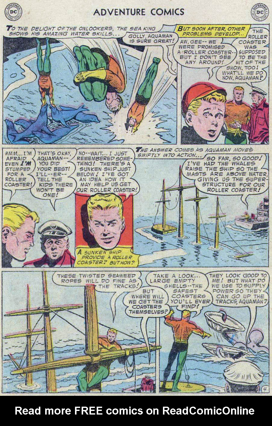 Read online Adventure Comics (1938) comic -  Issue #219 - 55