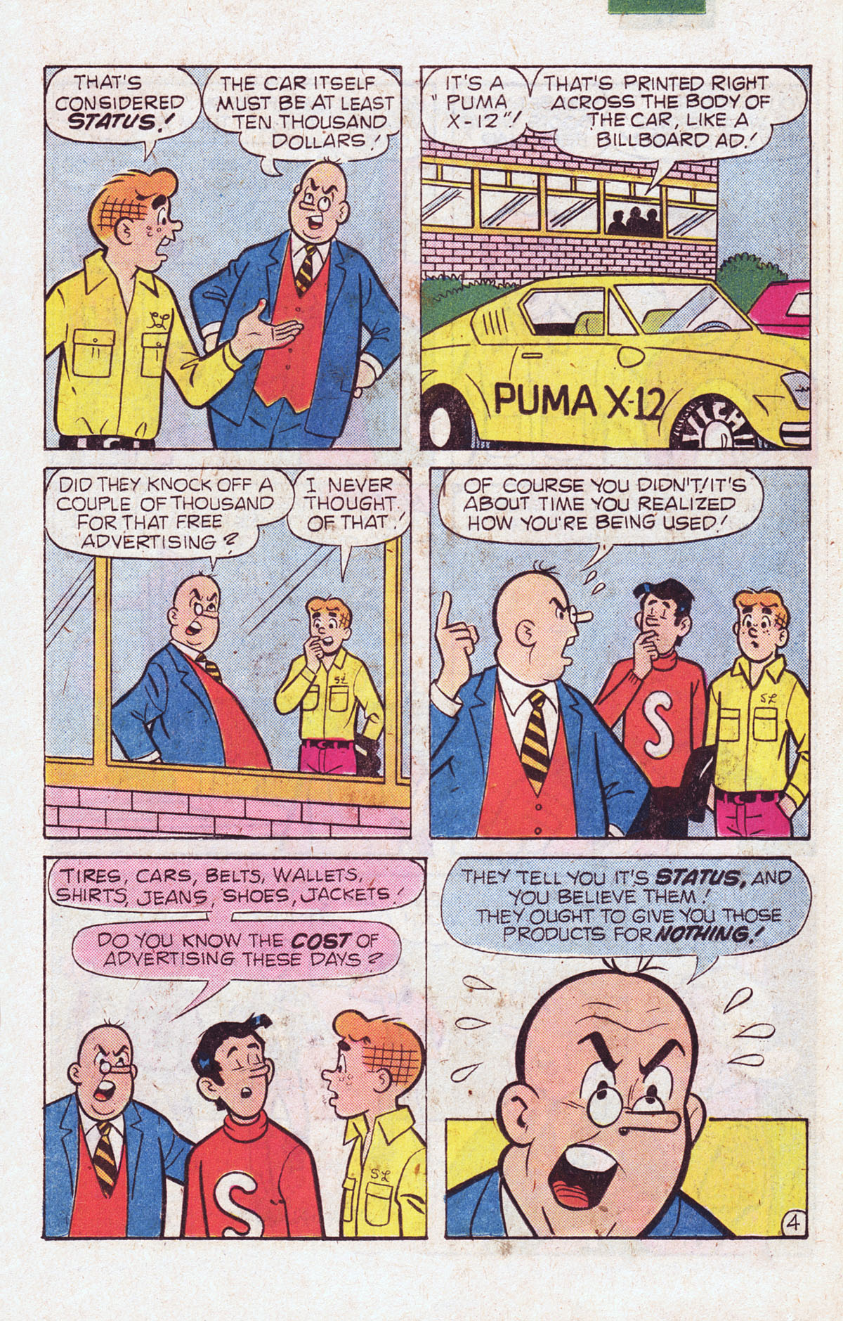 Read online Archie (1960) comic -  Issue #301 - 23