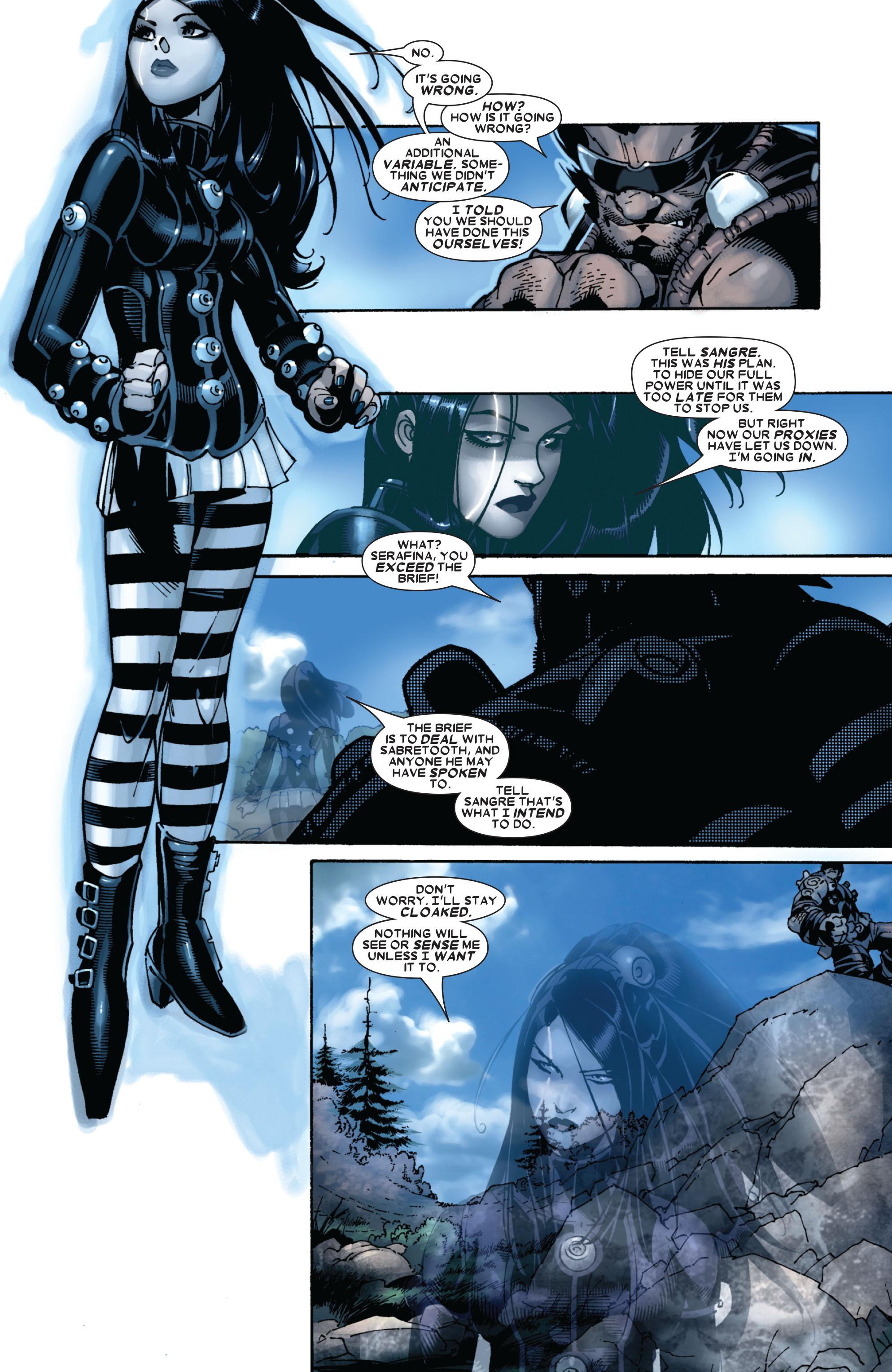 X-Men (1991) 190 Page 13