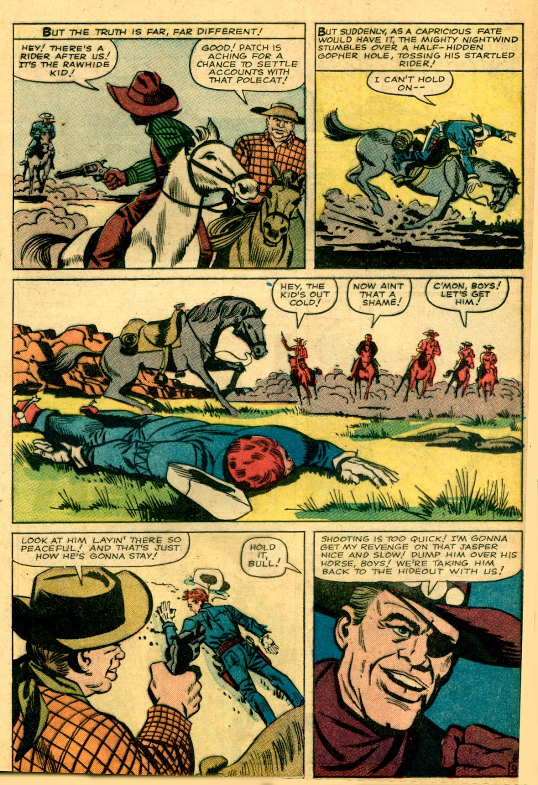 The Rawhide Kid (1955) issue 43 - Page 13