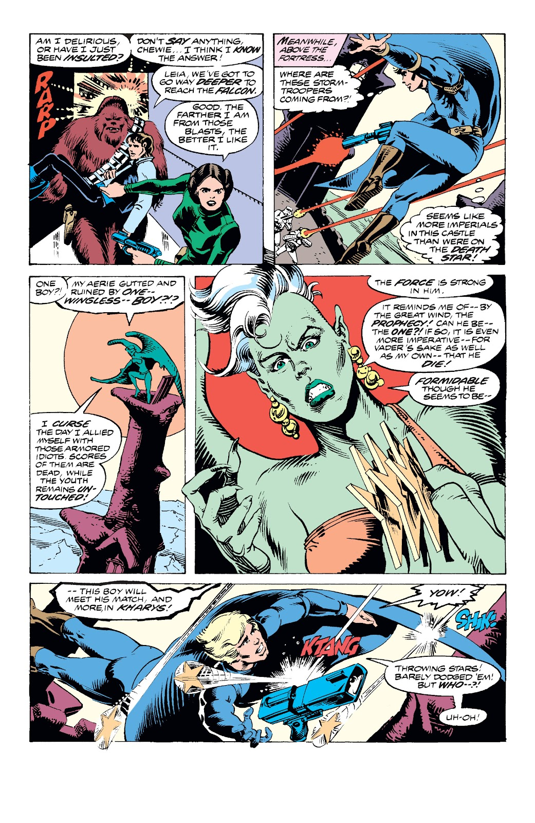 Read online Star Wars Legends: The Original Marvel Years - Epic Collection comic -  Issue # TPB 2 (Part 3) - 32