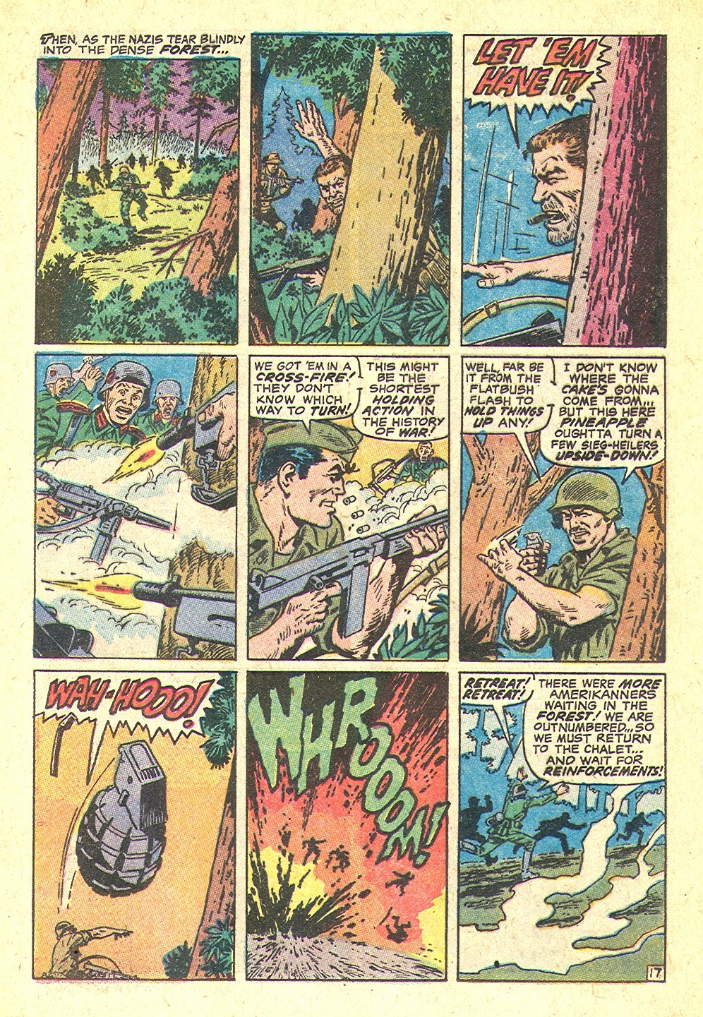 Read online Sgt. Fury comic -  Issue #75 - 24
