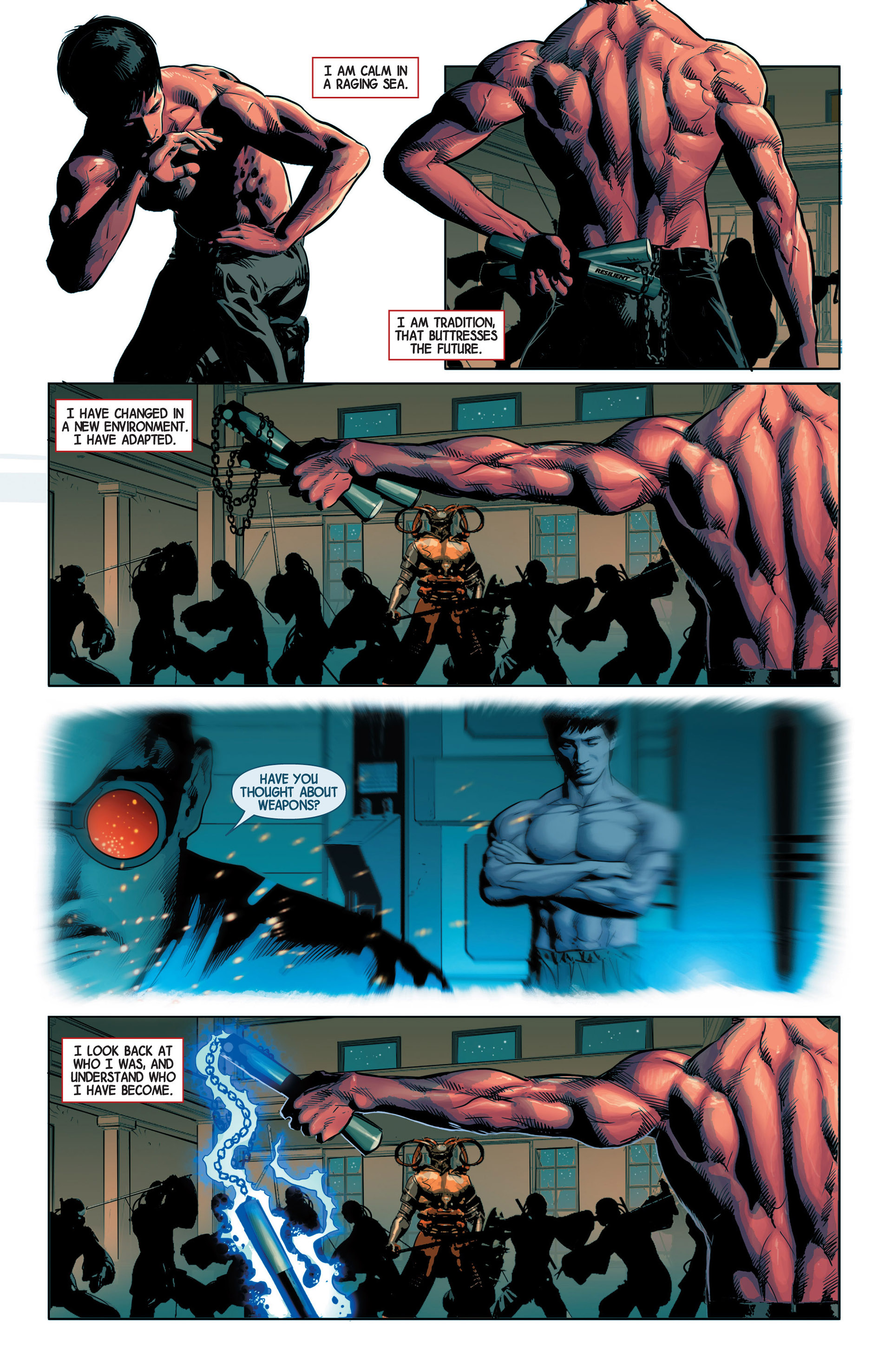 Read online Avengers (2013) comic -  Issue #11 - 18