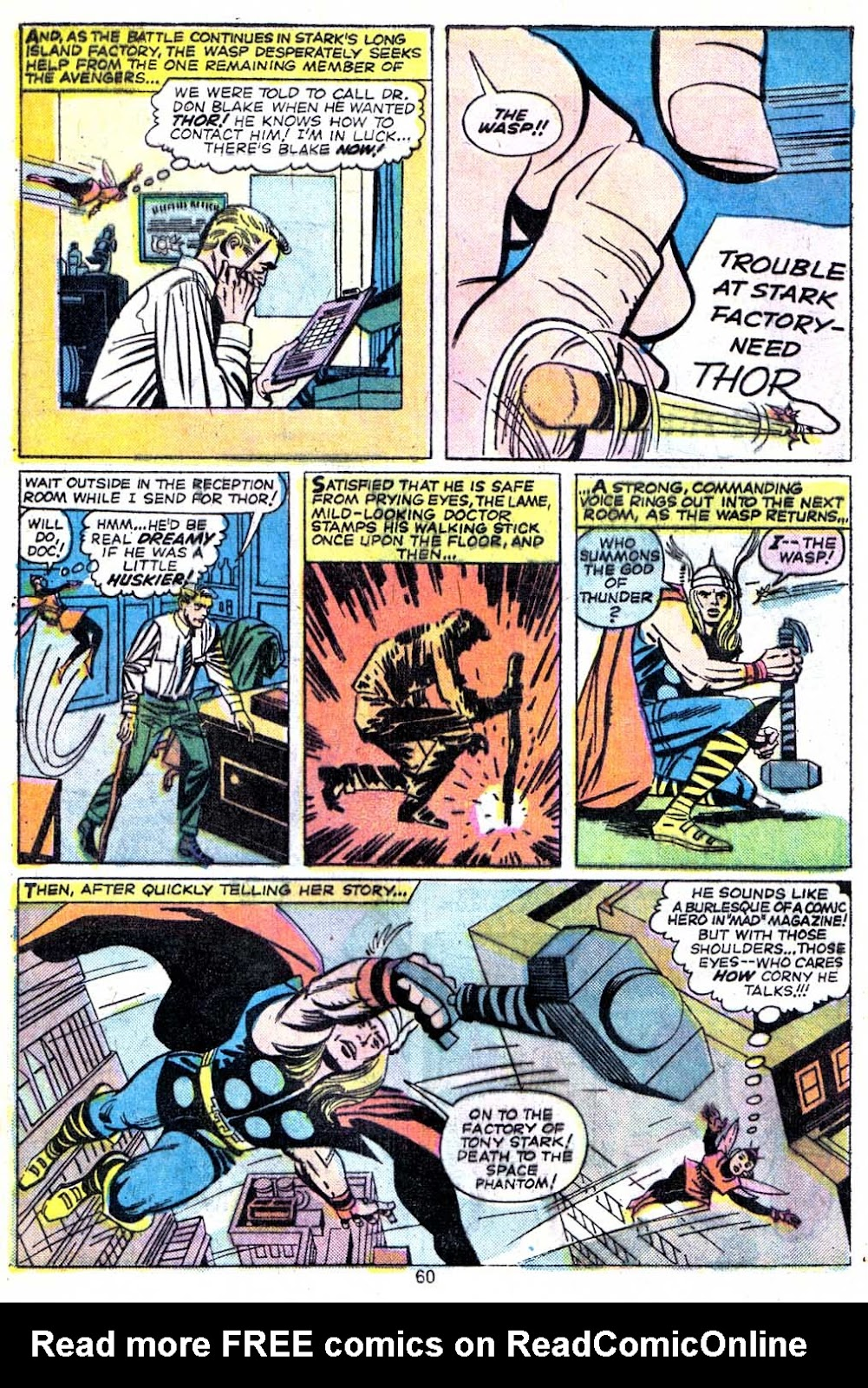 Giant-Size Avengers (1974) issue 3 - Page 62