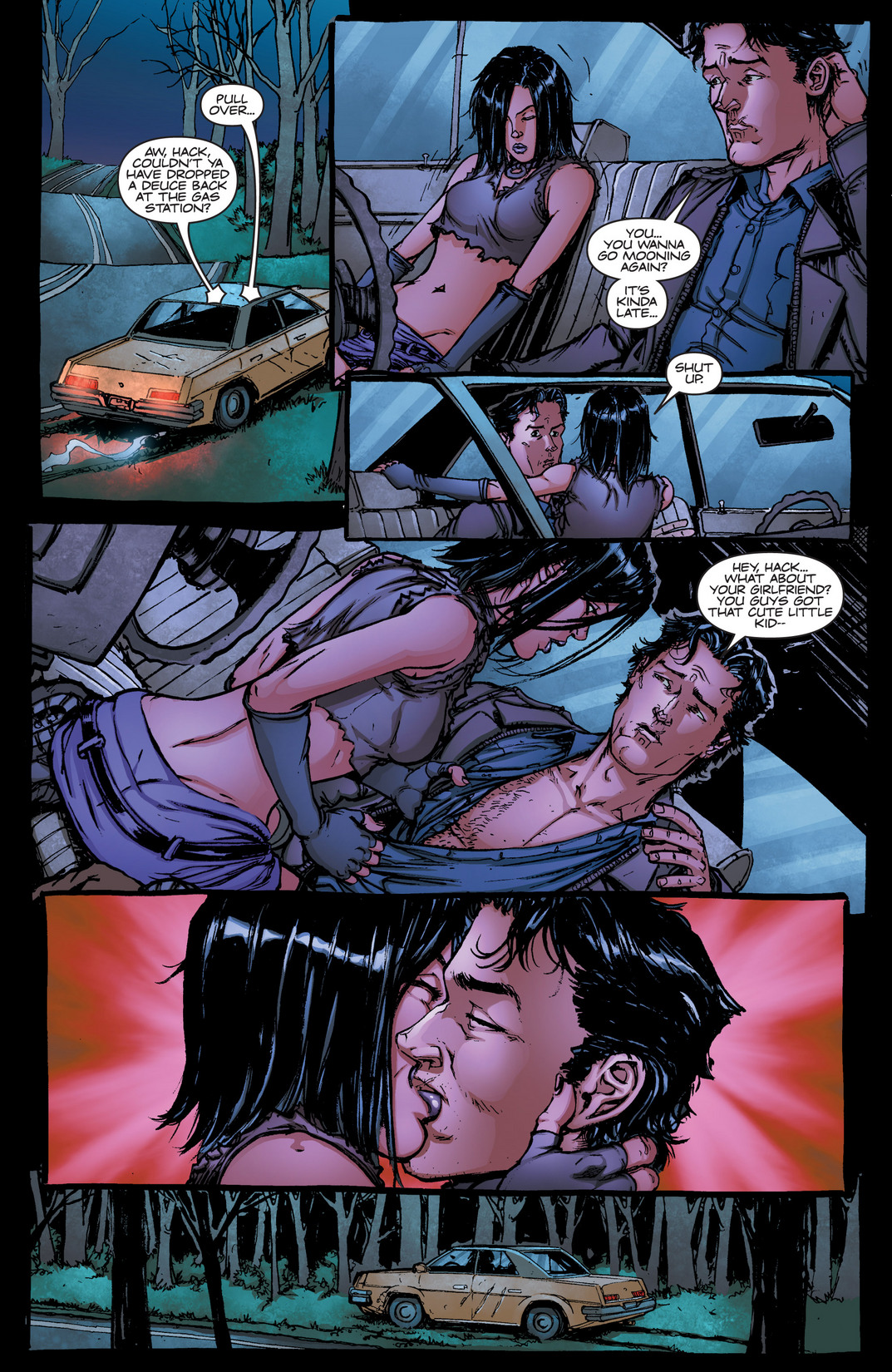 Read online Army of Darkness vs. Hack/Slash comic -  Issue #4 - 23
