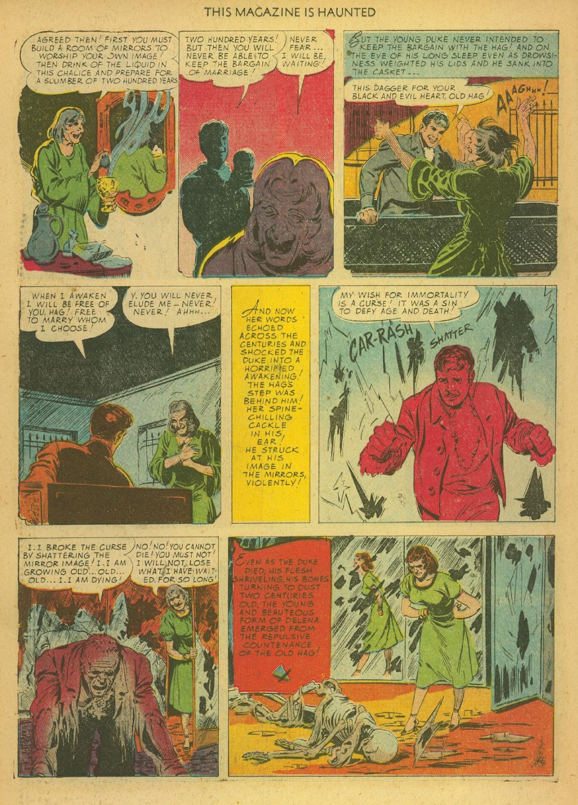 Read online This Magazine Is Haunted comic -  Issue #1 - 14