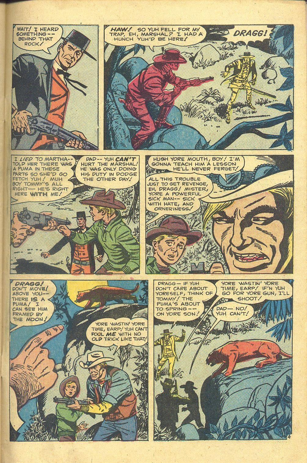 Gunsmoke Western issue 58 - Page 31
