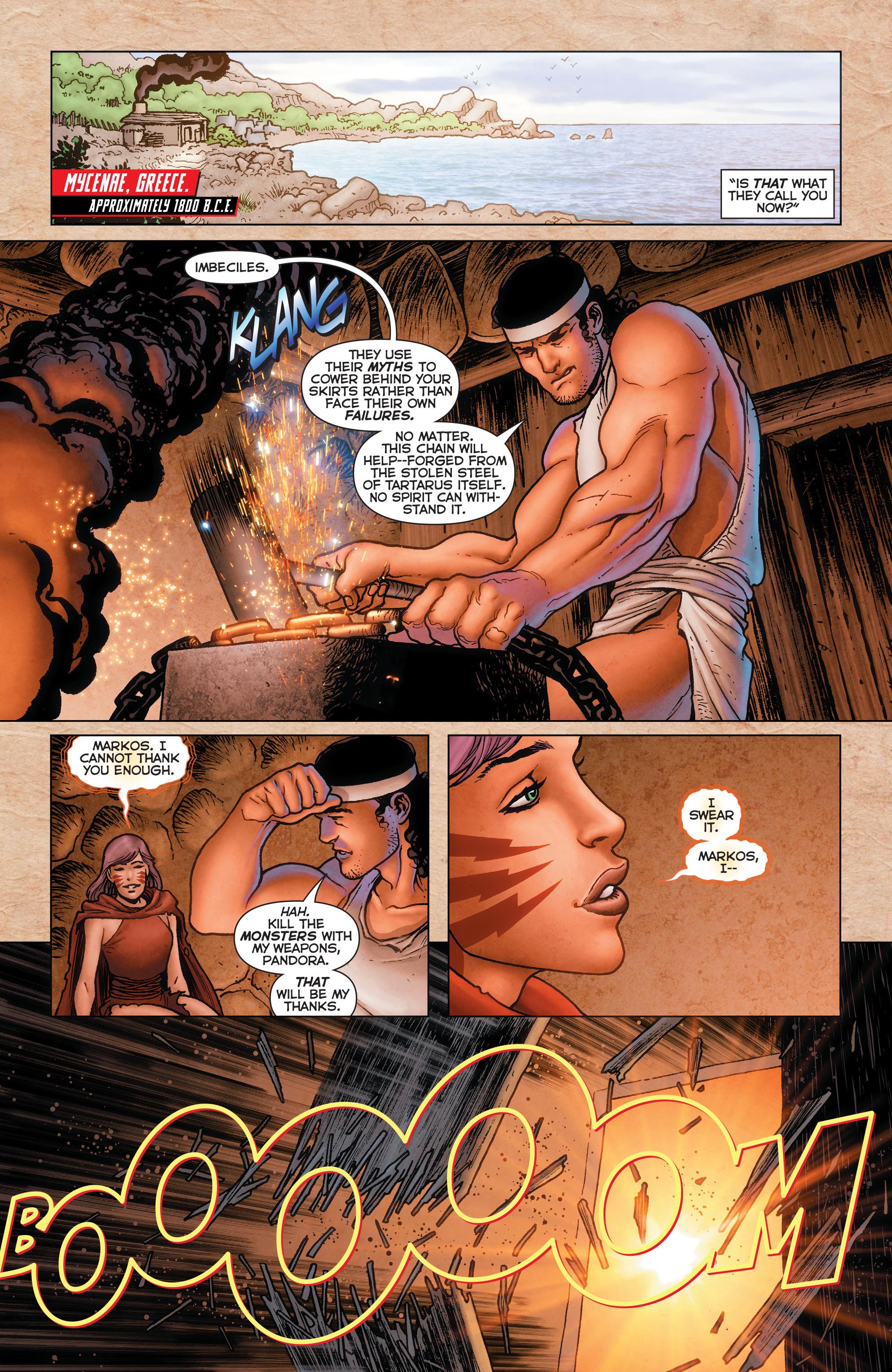 Read online Trinity of Sin: Pandora comic -  Issue #13 - 4