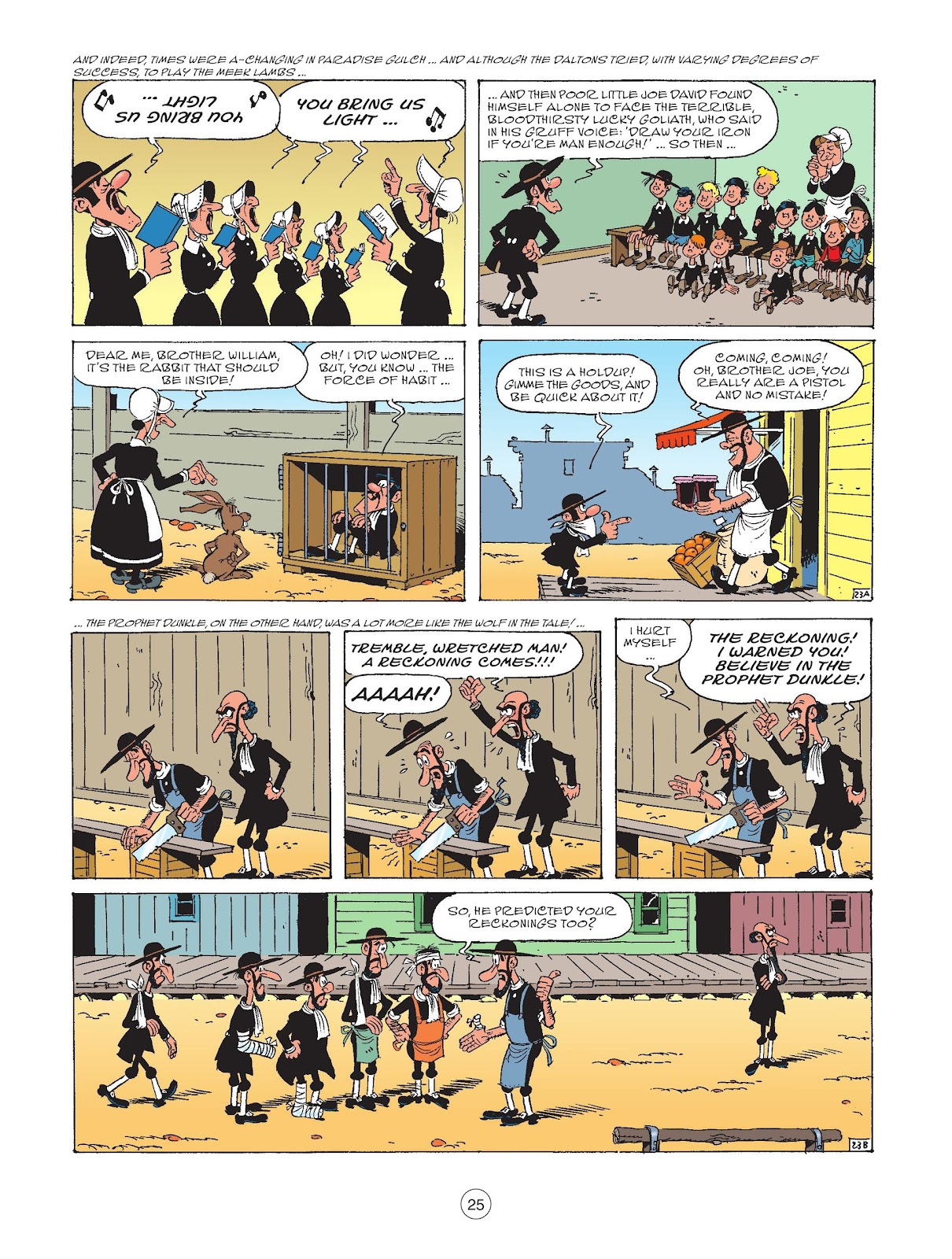 A Lucky Luke Adventure issue 73 - Page 27